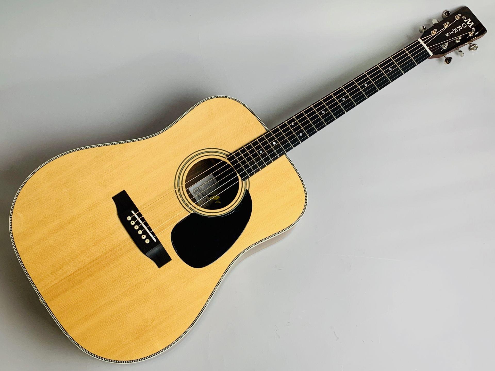 MS-101HD ハカランダ採用 島村楽器50本限定モデル