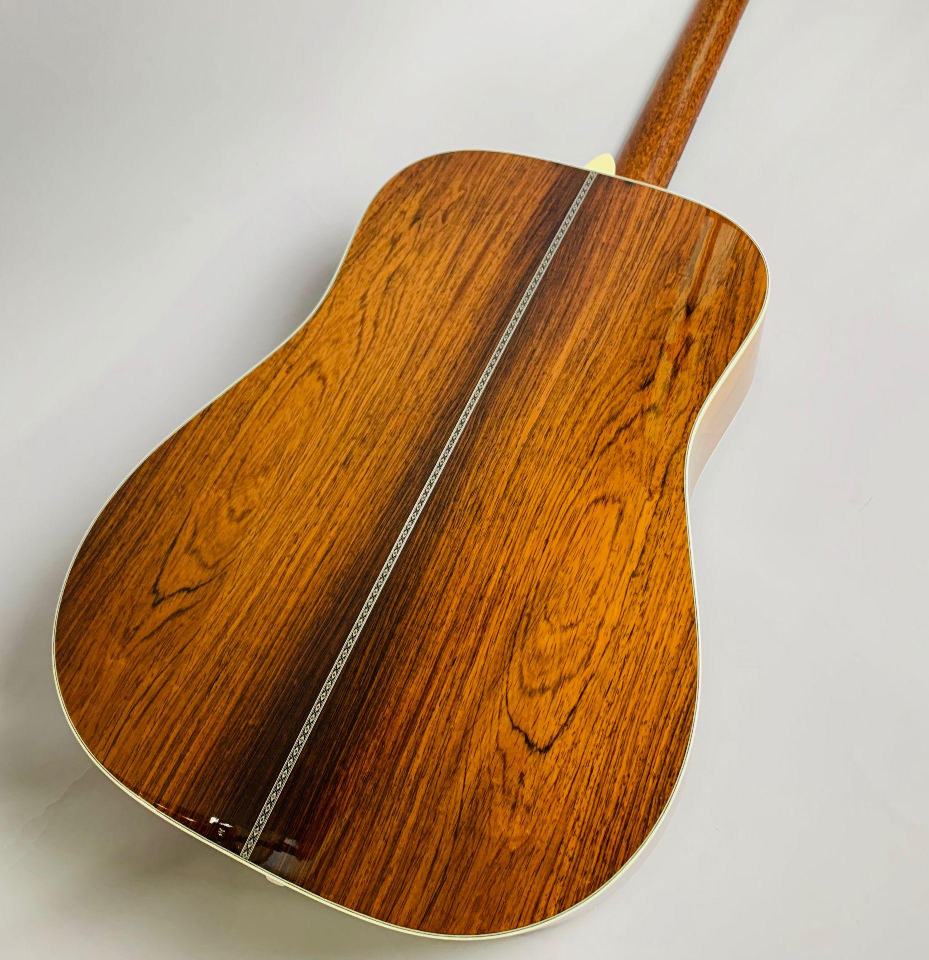 MS-101HD ハカランダ採用 島村楽器50本限定モデルのケース・その他画像