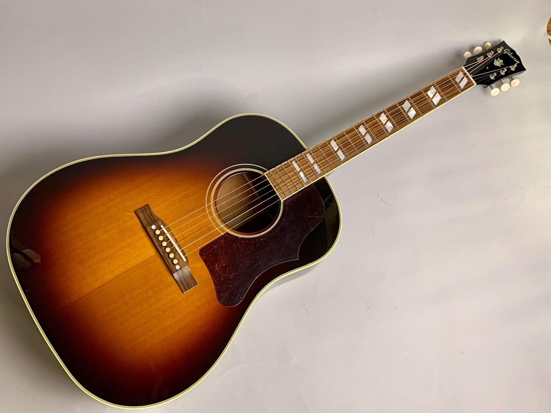 Gibson Custom Shop  50s Southern jumbo TB Tri B... 写真画像