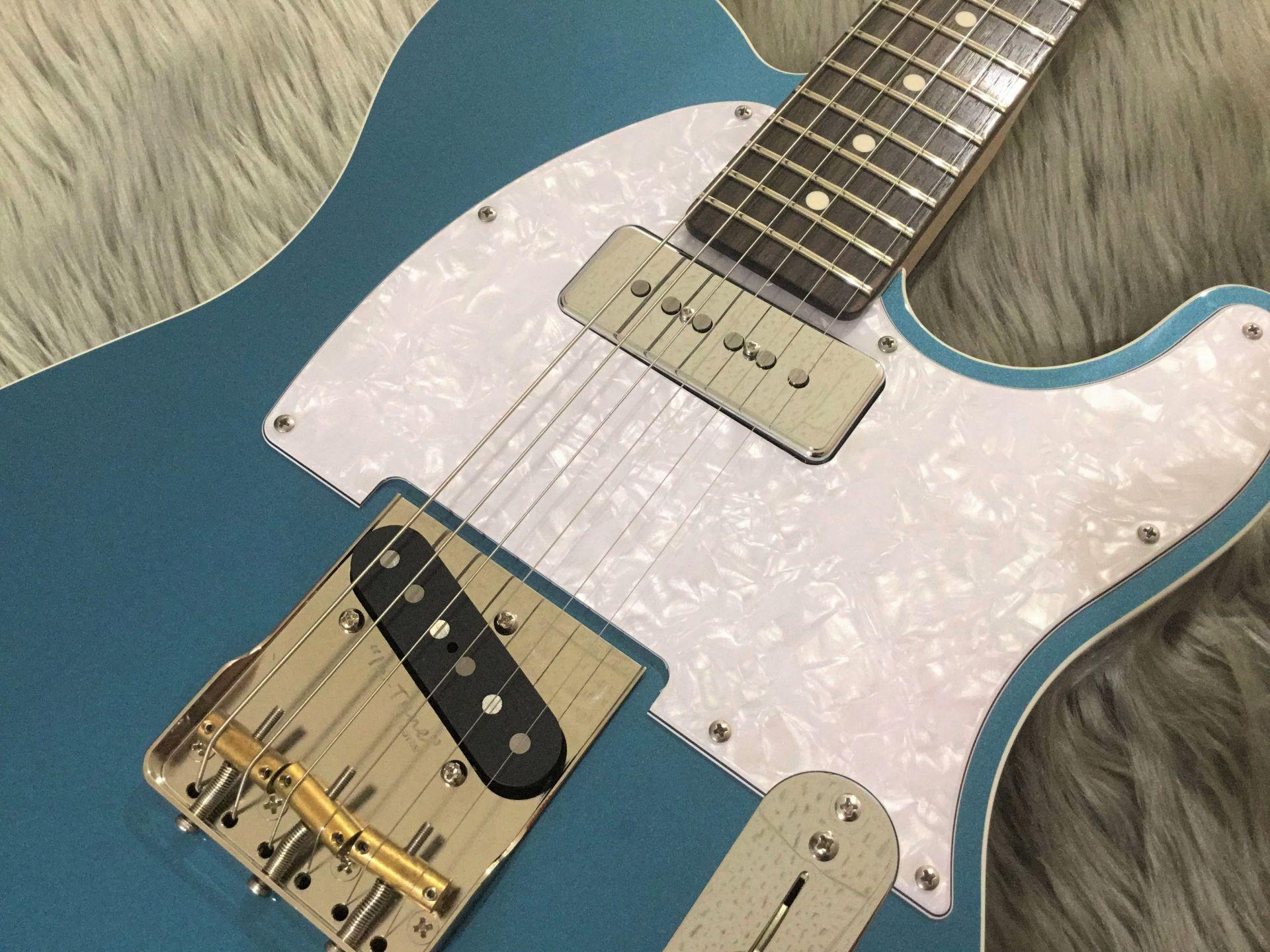 【7本限定】Standard-T / Neon Blue Metallicの全体画像(縦)