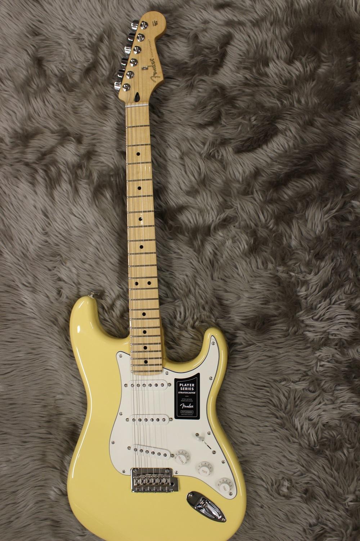 Player Stratocaster MNの全体画像(縦)