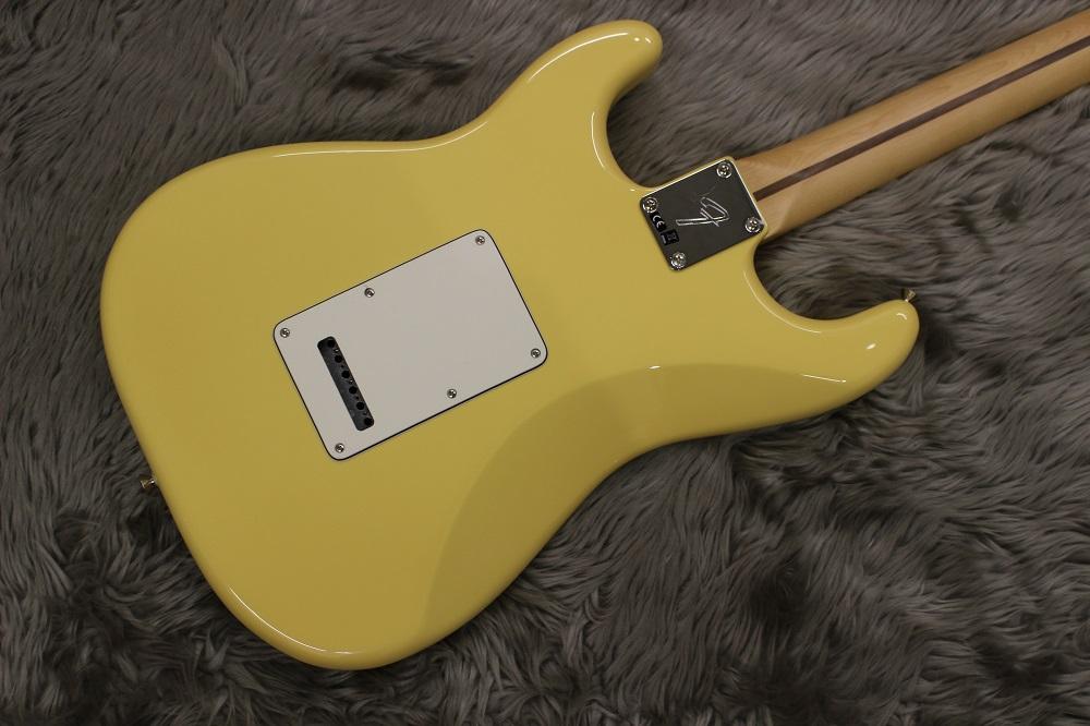 Player Stratocaster MNのボディバック-アップ画像