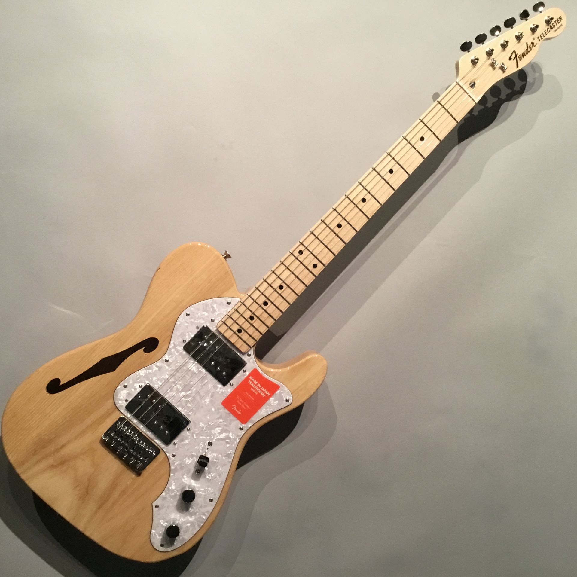 Fender  Traditional 70s Telecaster THINLINE 写真画像