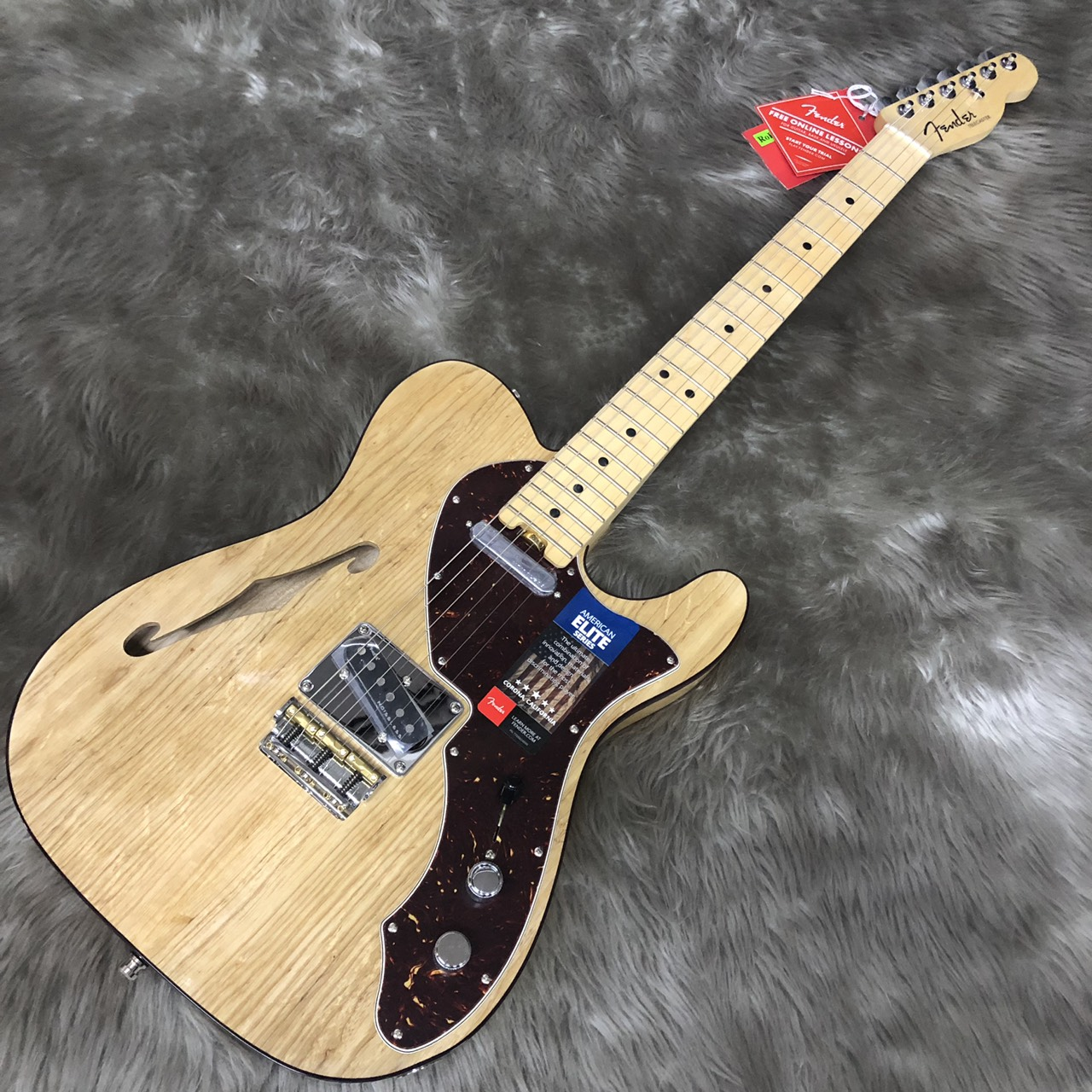 Fender  AM ELITE TL/M THINL 写真画像