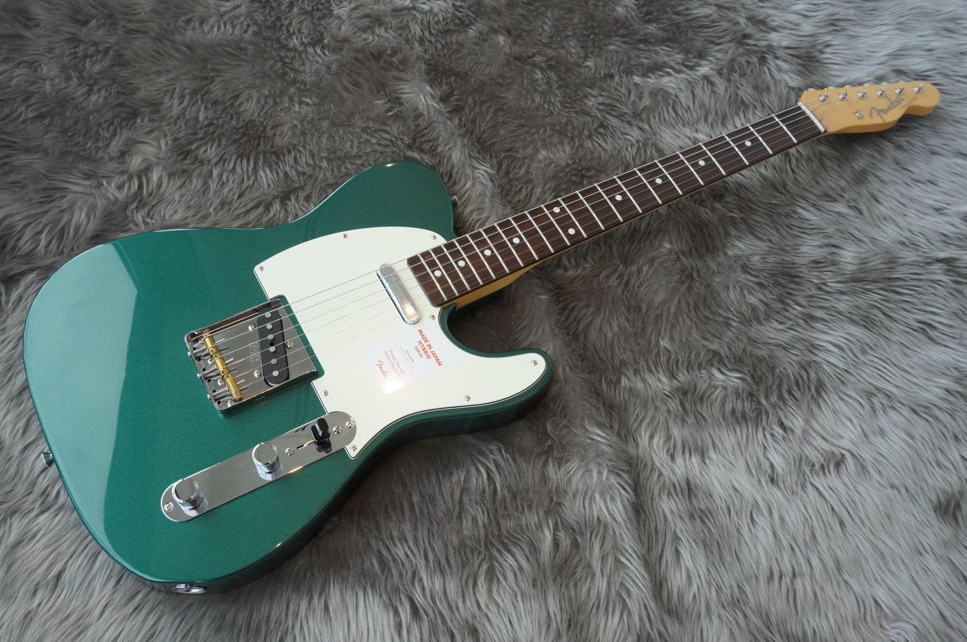 Fender  Made In Japan HYBRID 60s TELECASTER 写真画像