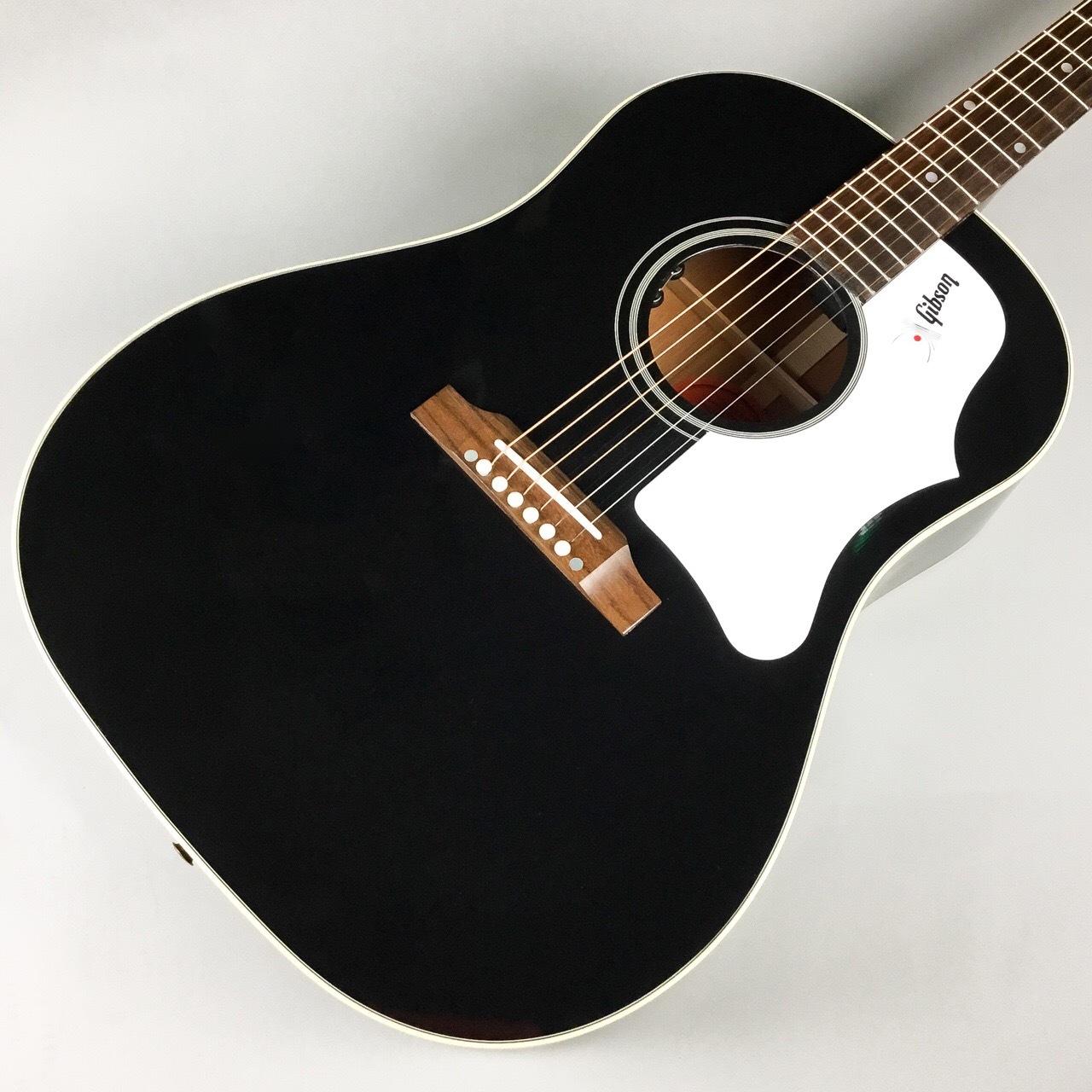 Gibson Custom Shop  1960's J-45 EBONY VTC 写真画像