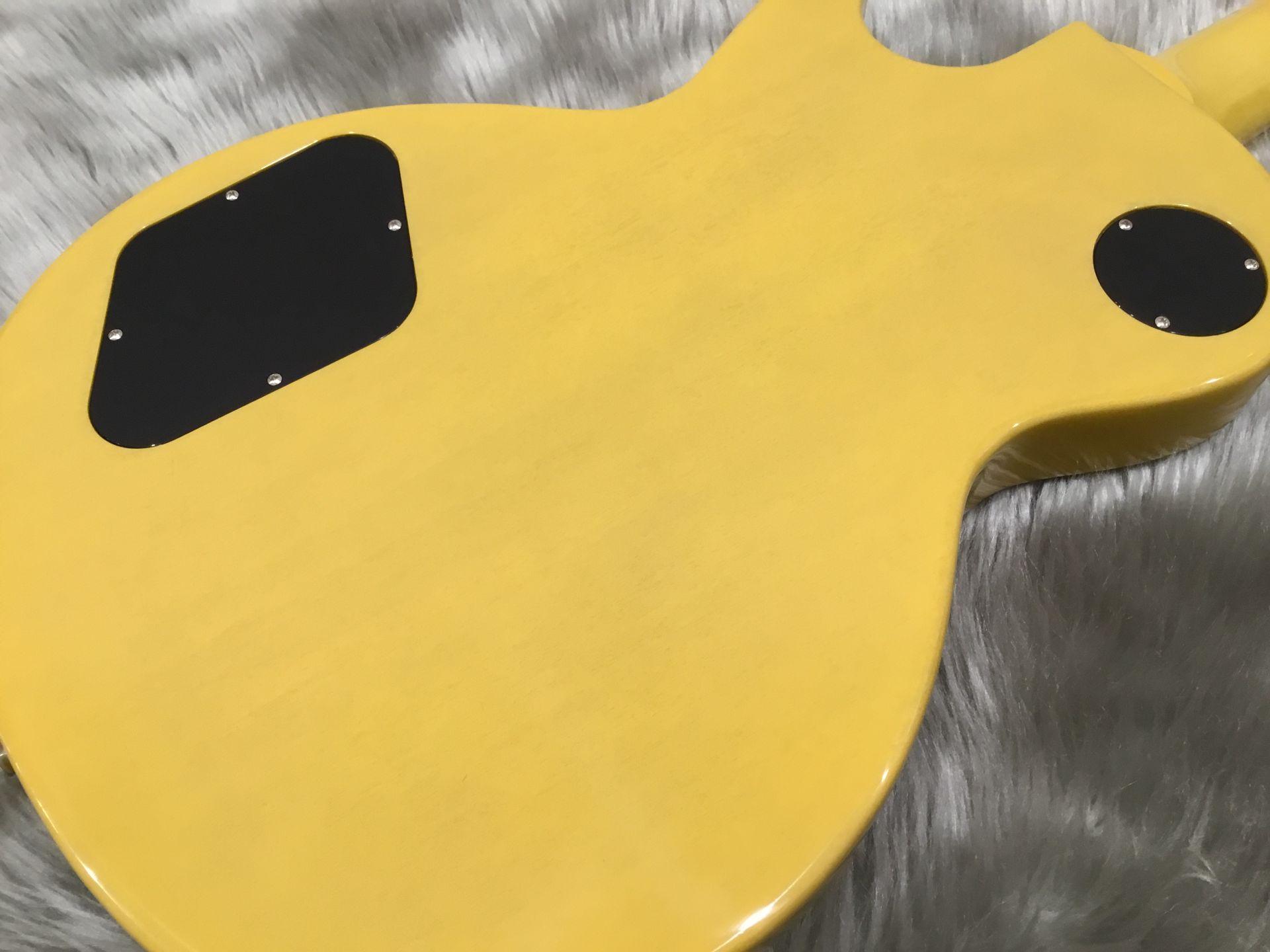 LP Special TV Yellowのボディバック-アップ画像