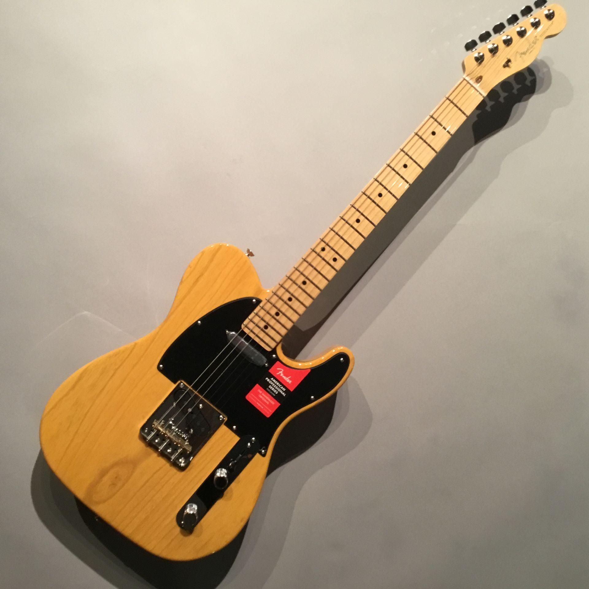 Fender  American Professionanal Telecaster MN A... 写真画像