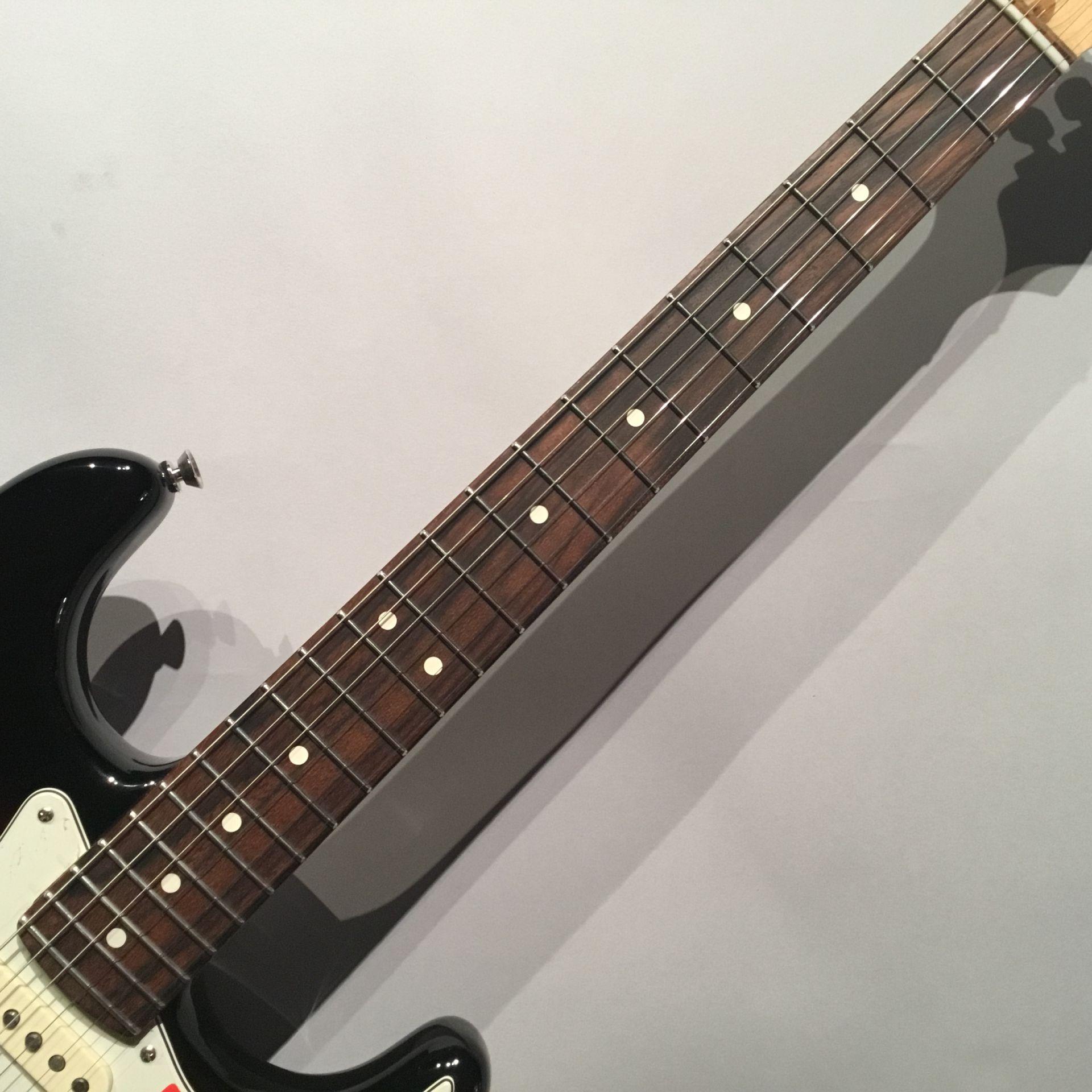 American Professional Stratocaster RWの指板画像