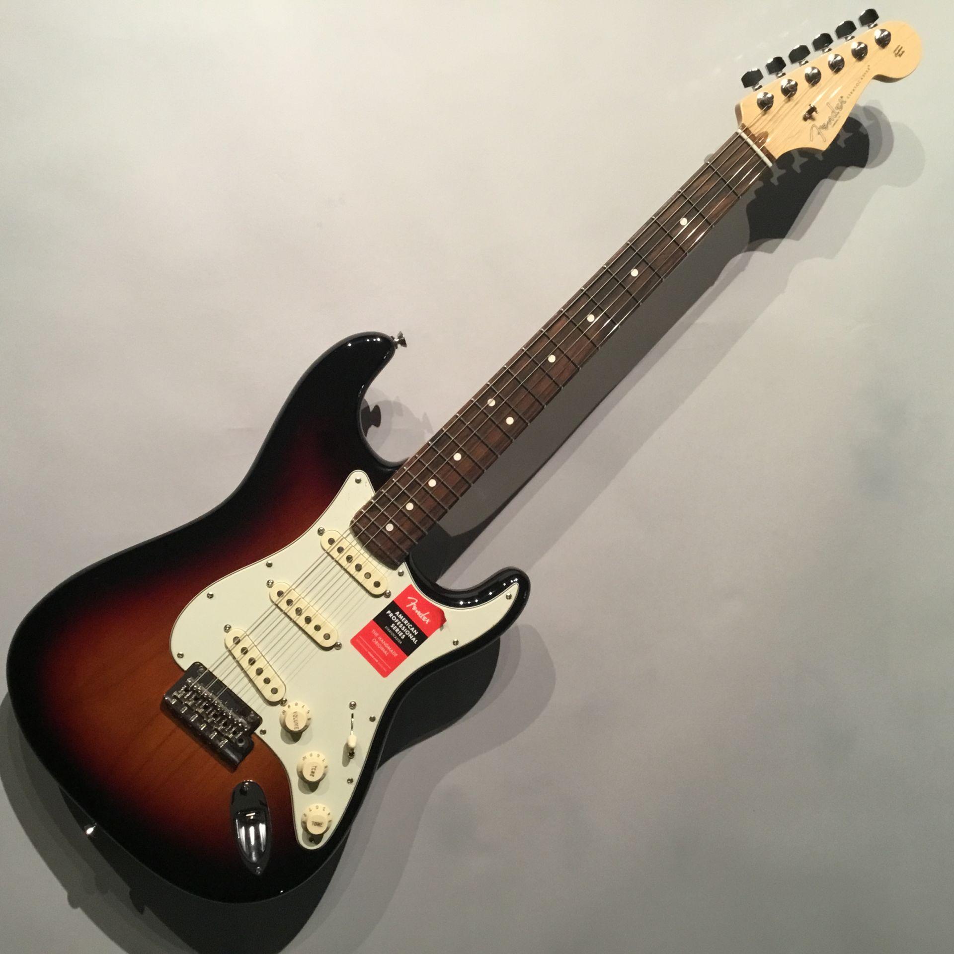 American Professional Stratocaster RW