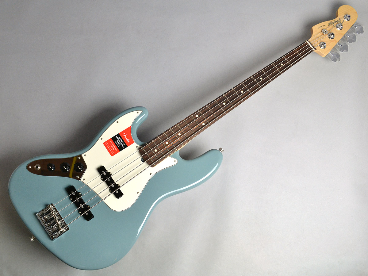 American Professional Jazz Bass Left-Hand