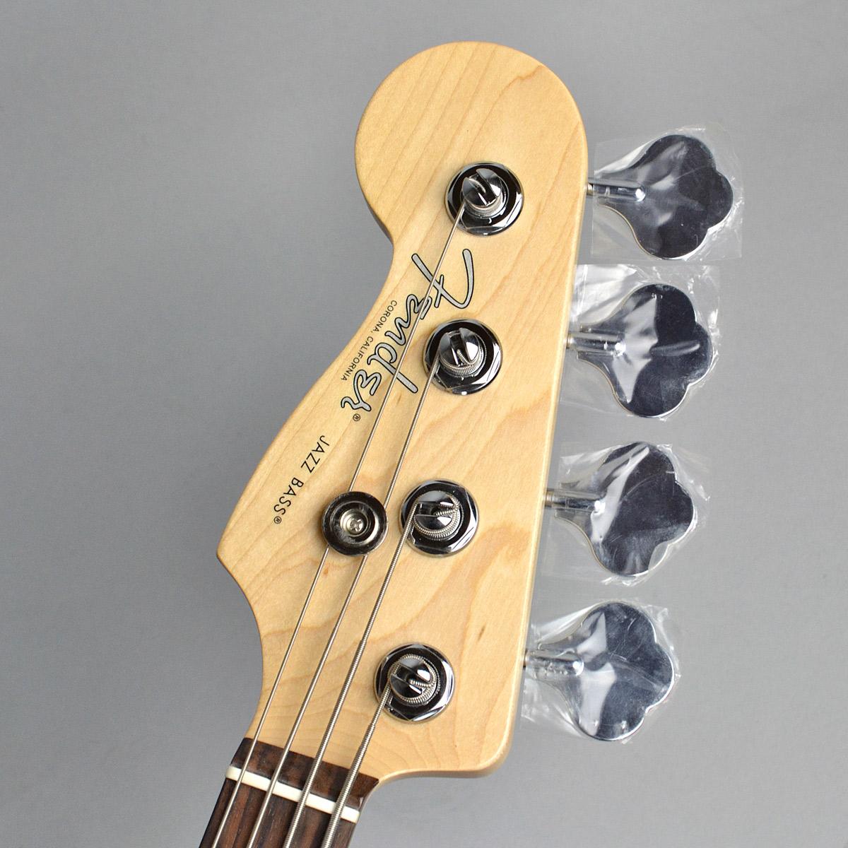American Professional Jazz Bass Left-Handのヘッド画像