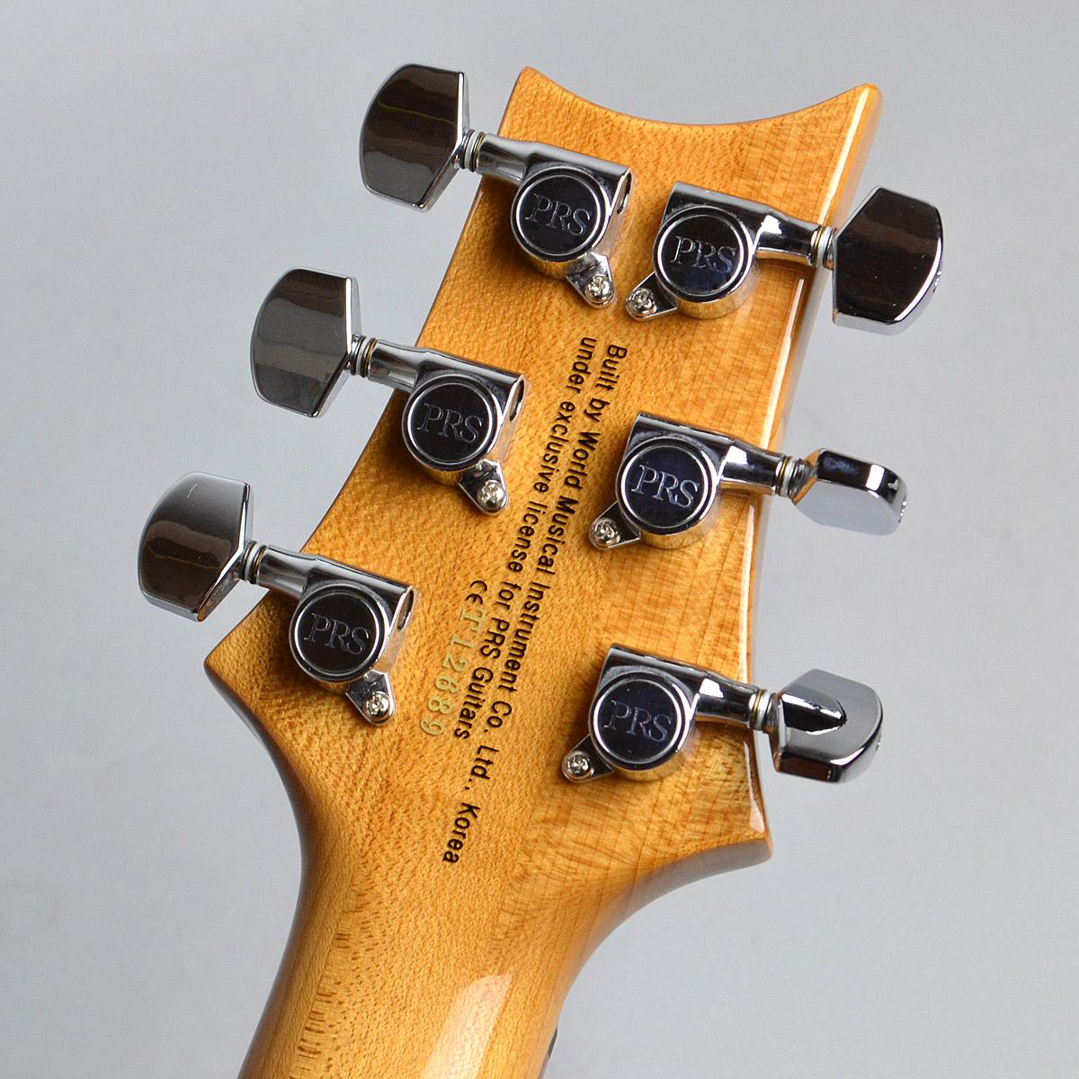 SE Custom 24 Roasted Maple Limitedのヘッド裏-アップ画像