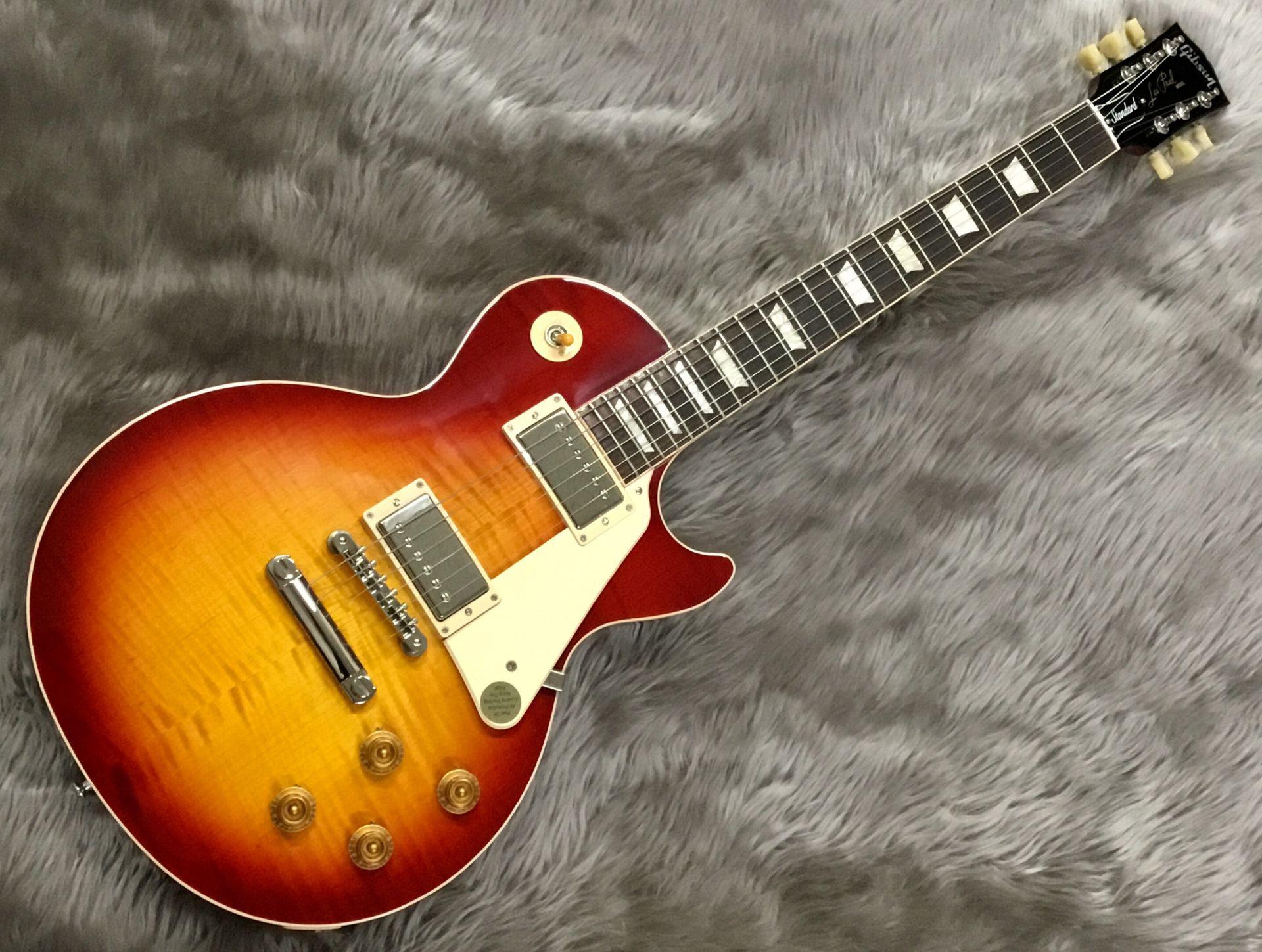Gibson  Les Paul Standard '50s Heritage Cherry ... 写真画像