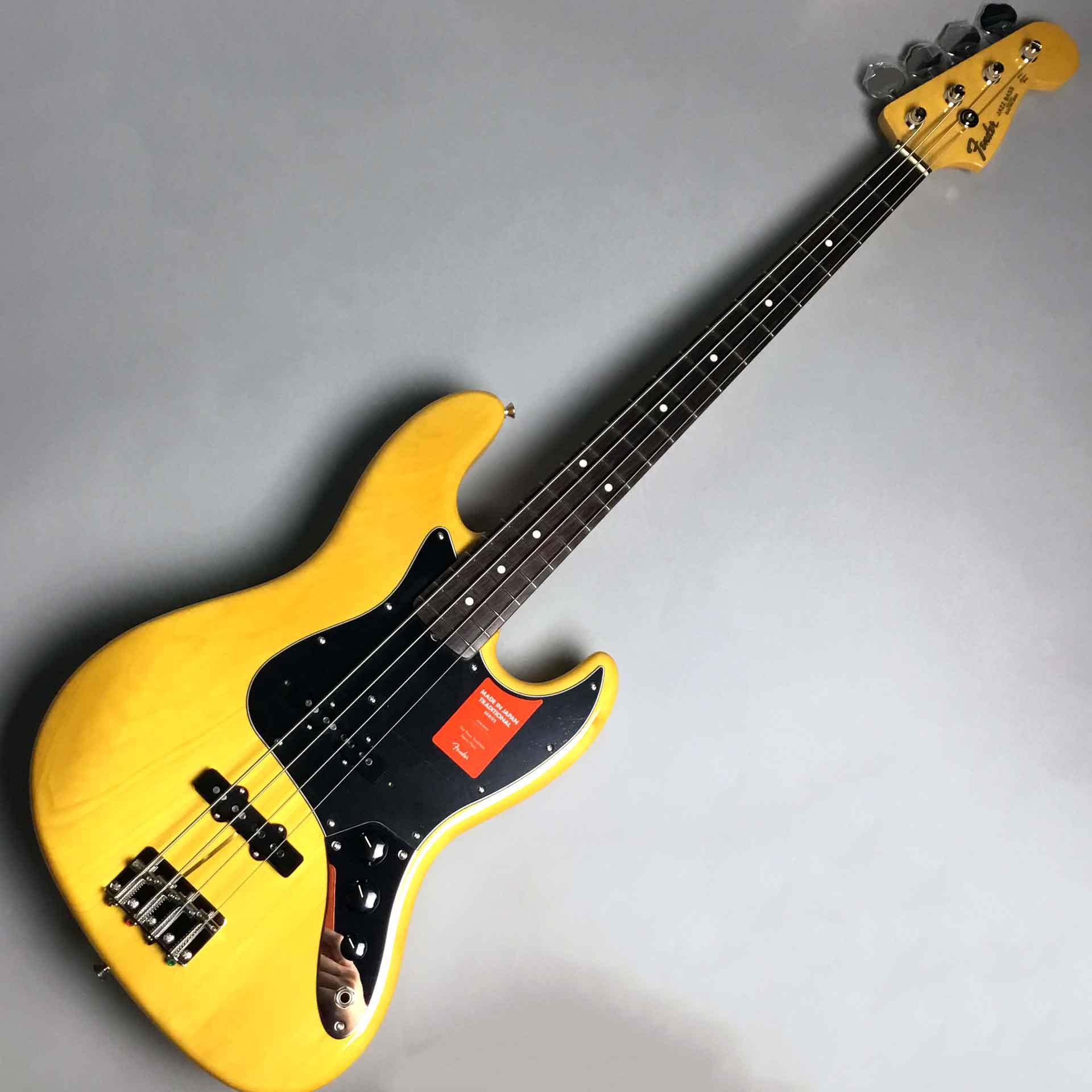 Fender Japan  TRADITIONAL 60S JAZZ BASS 写真画像
