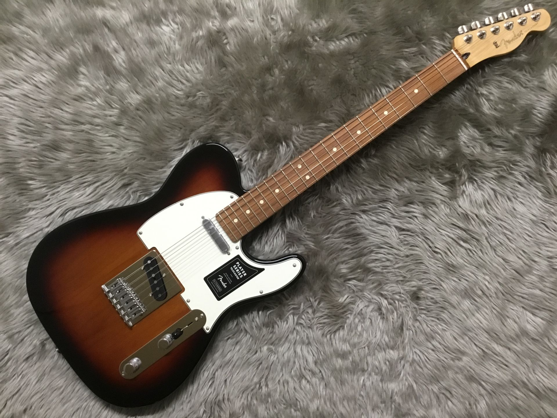 PLAYER TELECASTER®のボディトップ-アップ画像