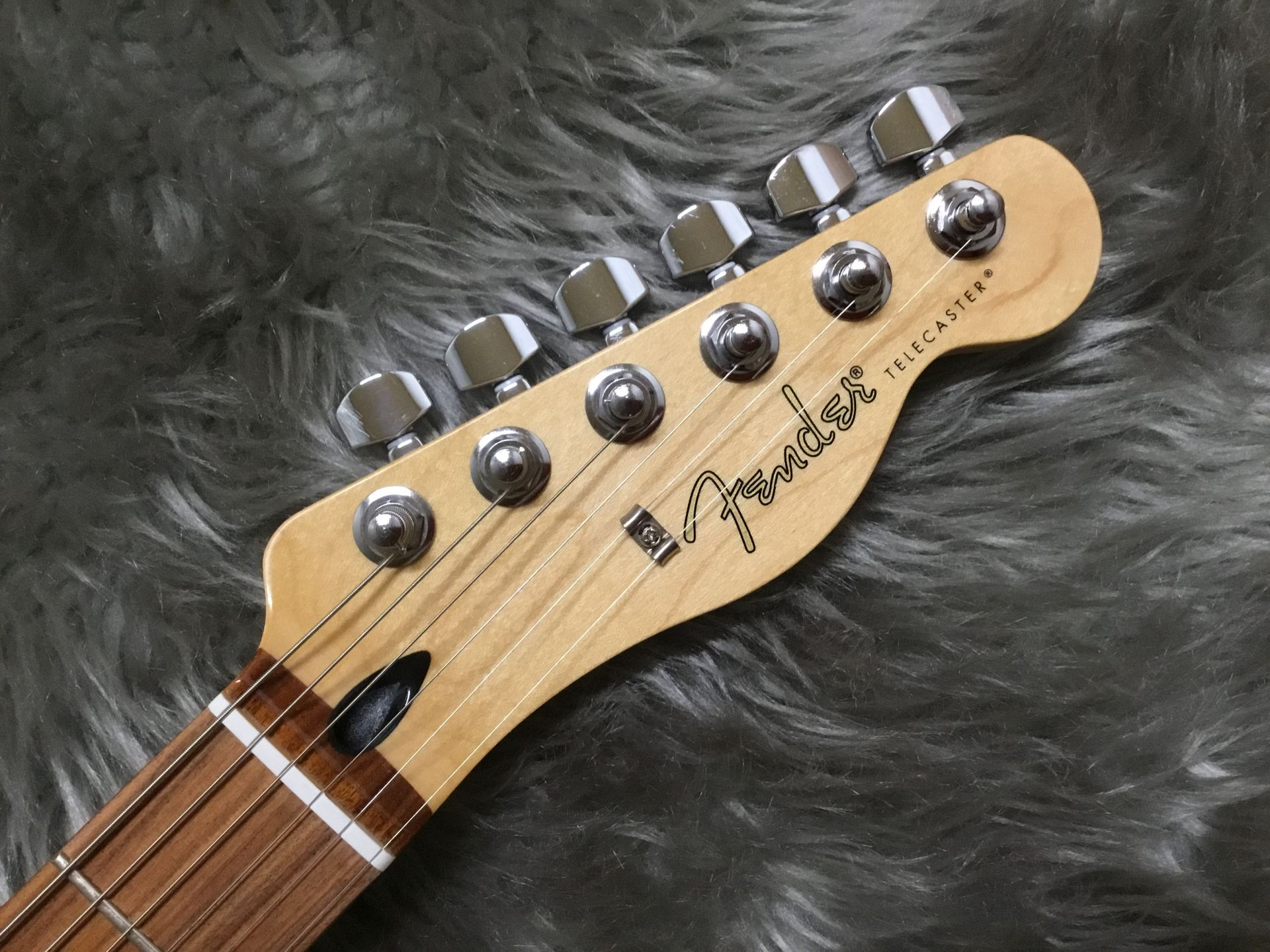 PLAYER TELECASTER®のヘッド画像