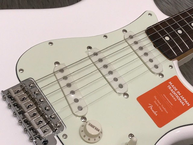 MADE IN JAPAN TRADITIONAL 60S STRATOCASTERのケース・その他画像