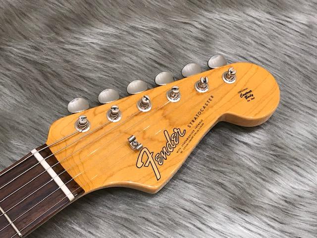 American Original '60s Stratocasterのヘッド画像