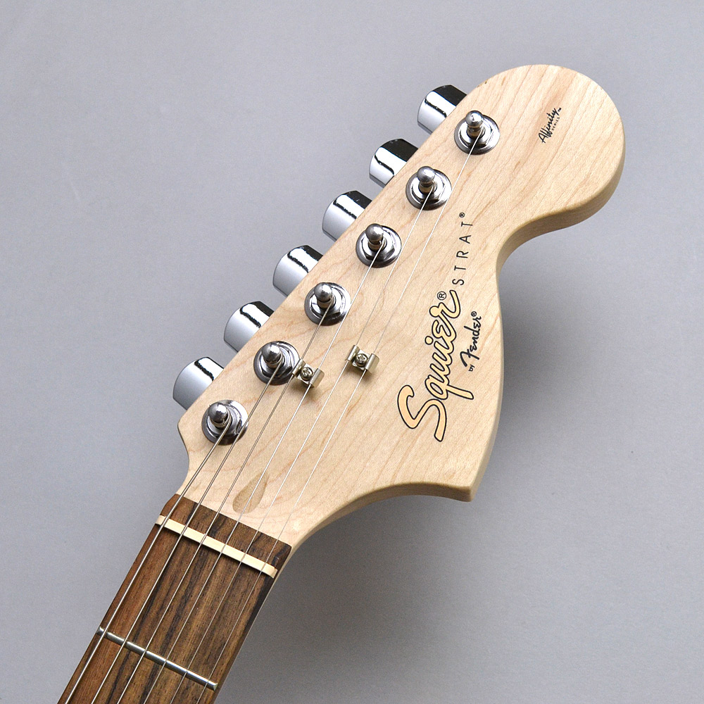 AFFINITY STRATOCASTER LRLのヘッド画像