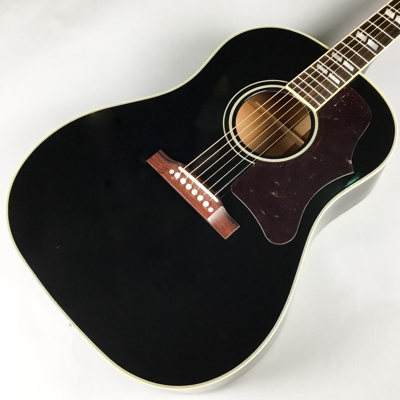 Gibson Custom Shop  SOUTHERN JUMBO EBONY 写真画像