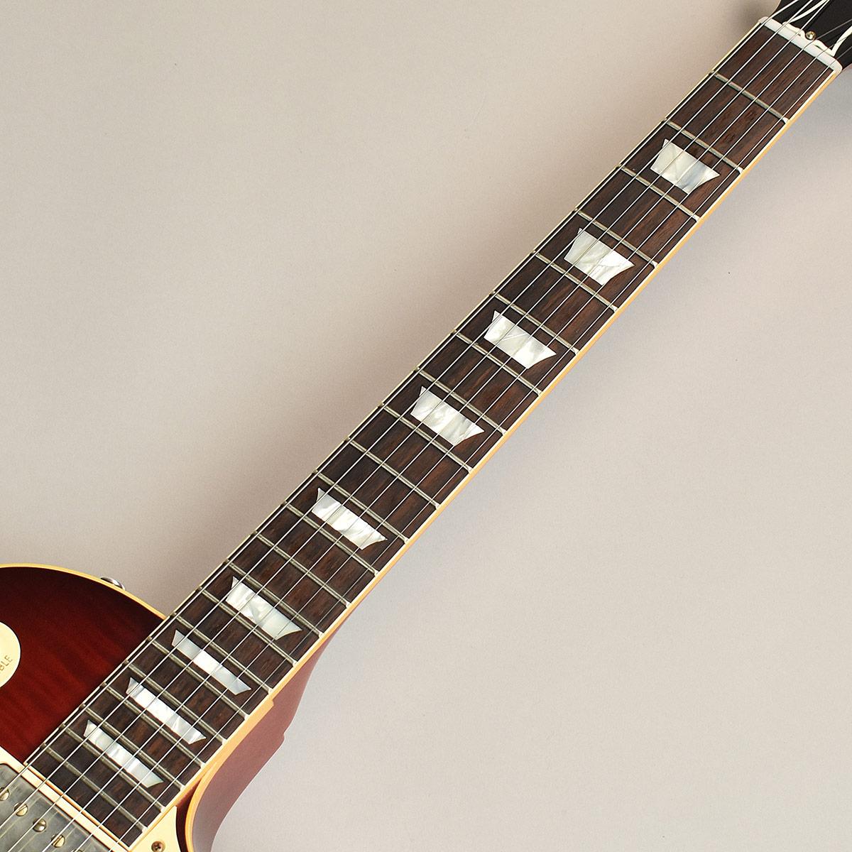 1959 Les Paul Standard Vintage Cherry Sunburst VOSのボディバック-アップ画像