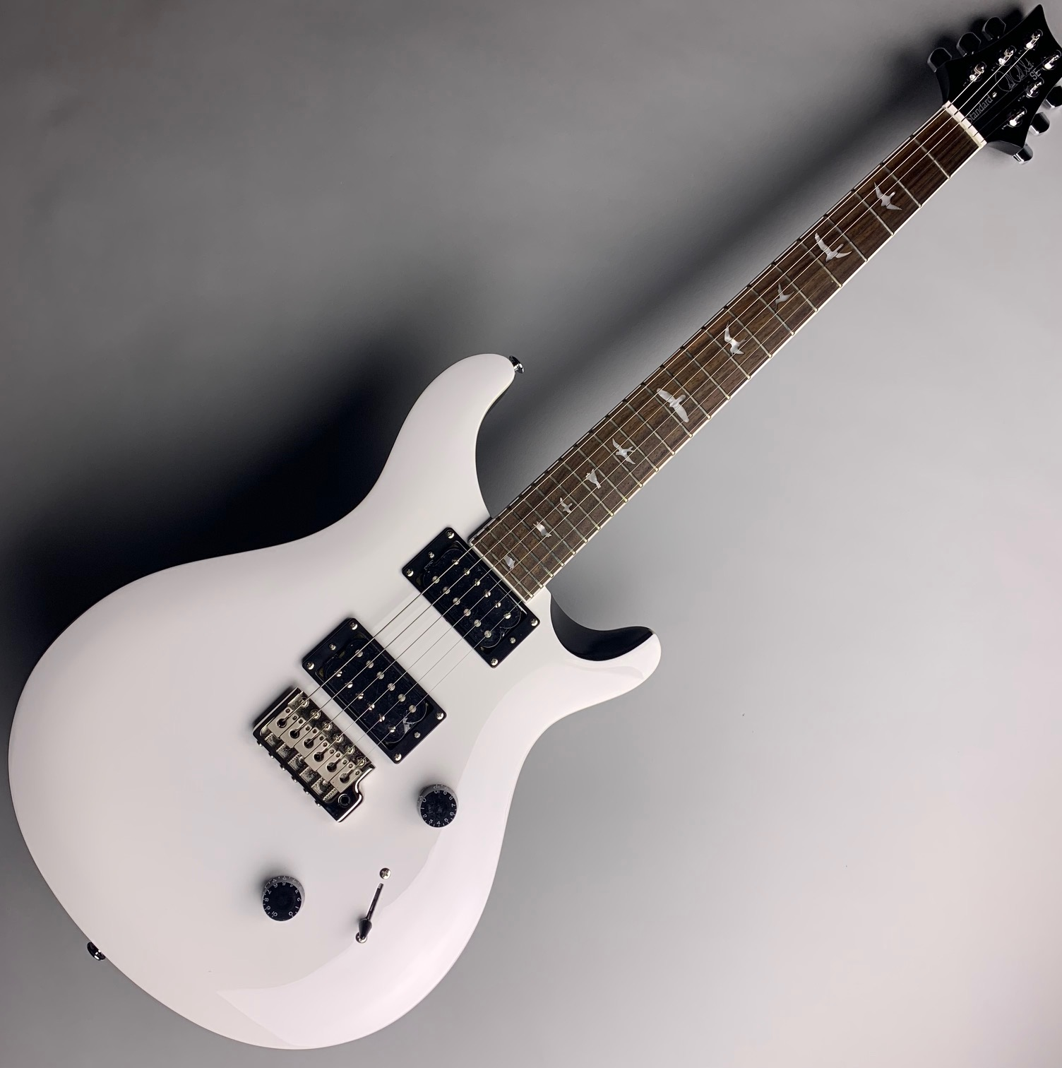 Paul Reed Smith(PRS)  SE STD 24 WHITE TOP 写真画像