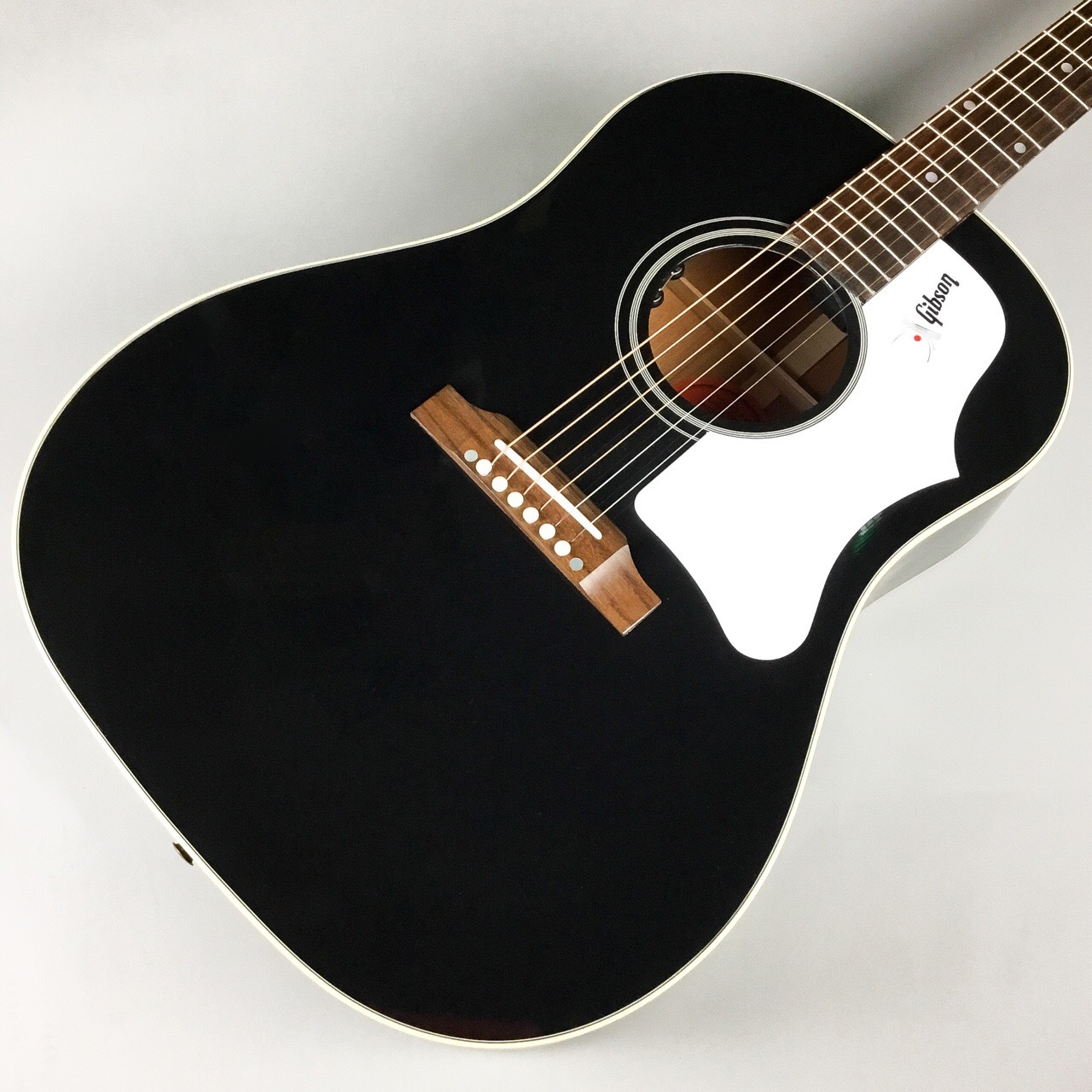 Gibson Custom Shop  1960's J-45 EBONY VTC 写真画像