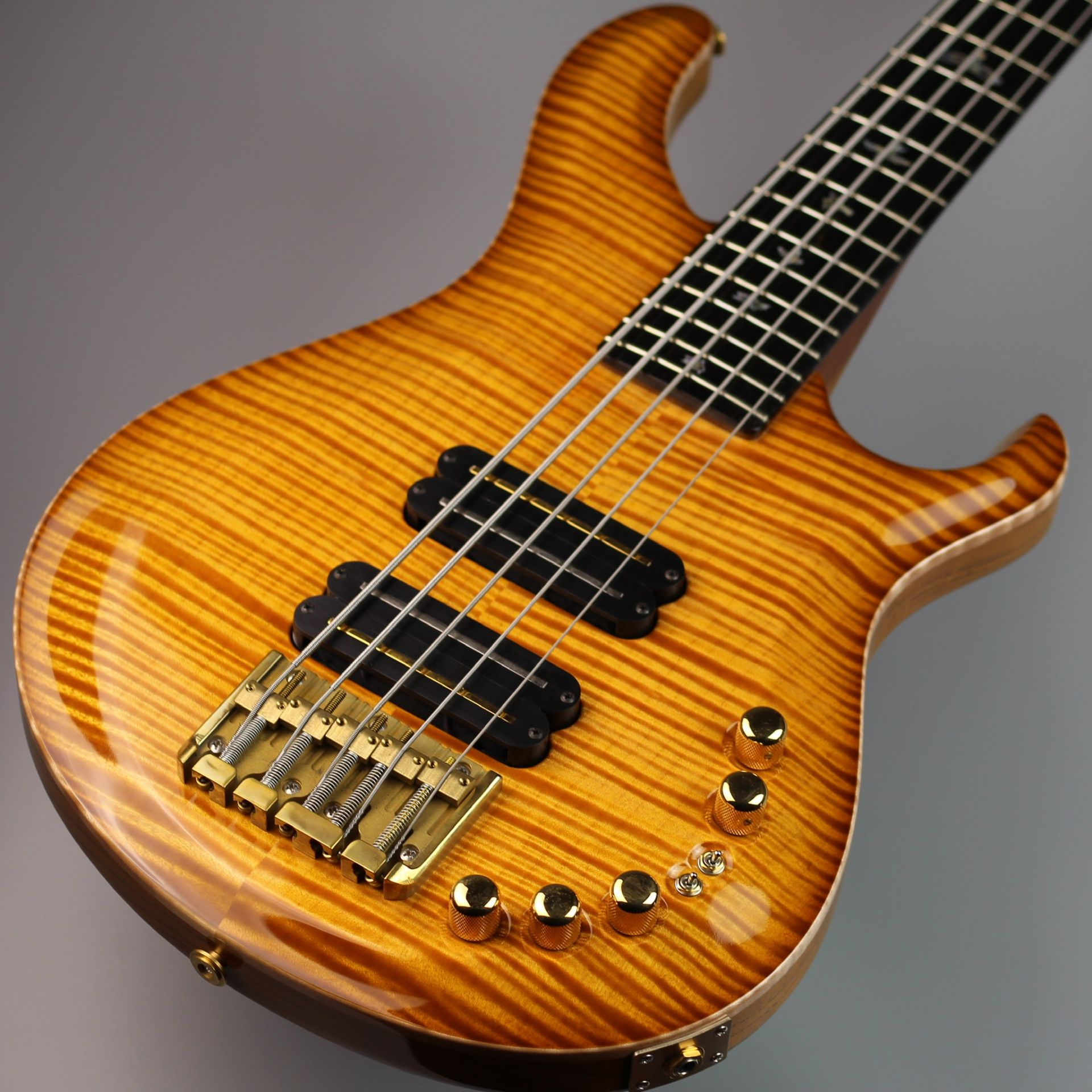Private Stock GRAINGER BASS Faded McCarty