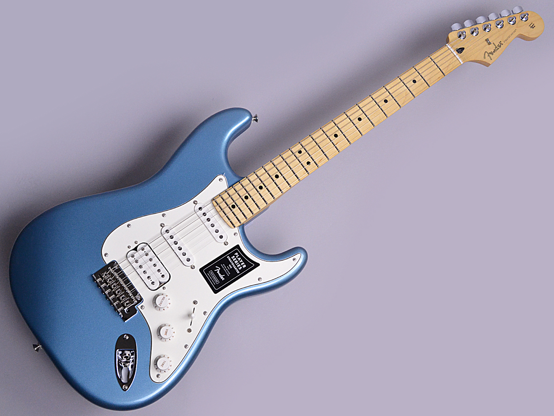 Fender  Player Stratcaster HSS MN 写真画像