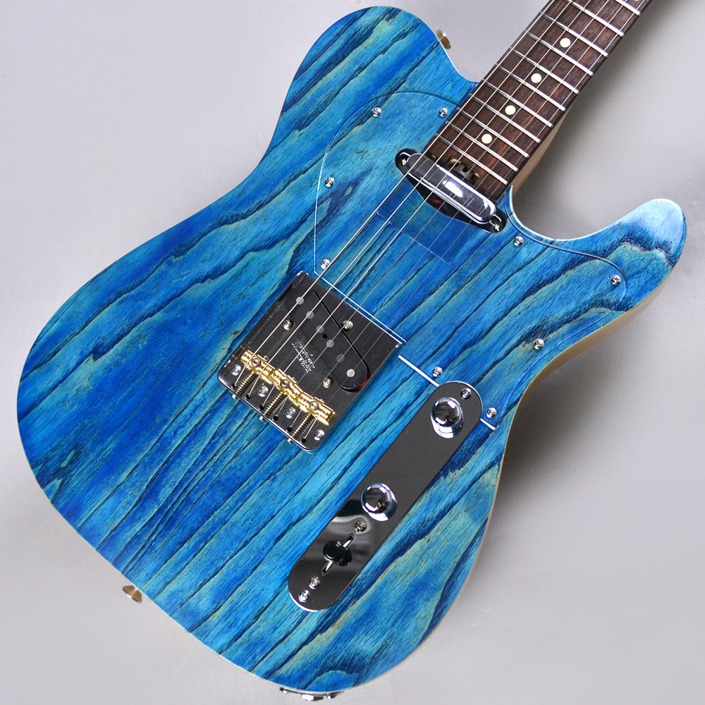 Trad T Hollow Faded Blue