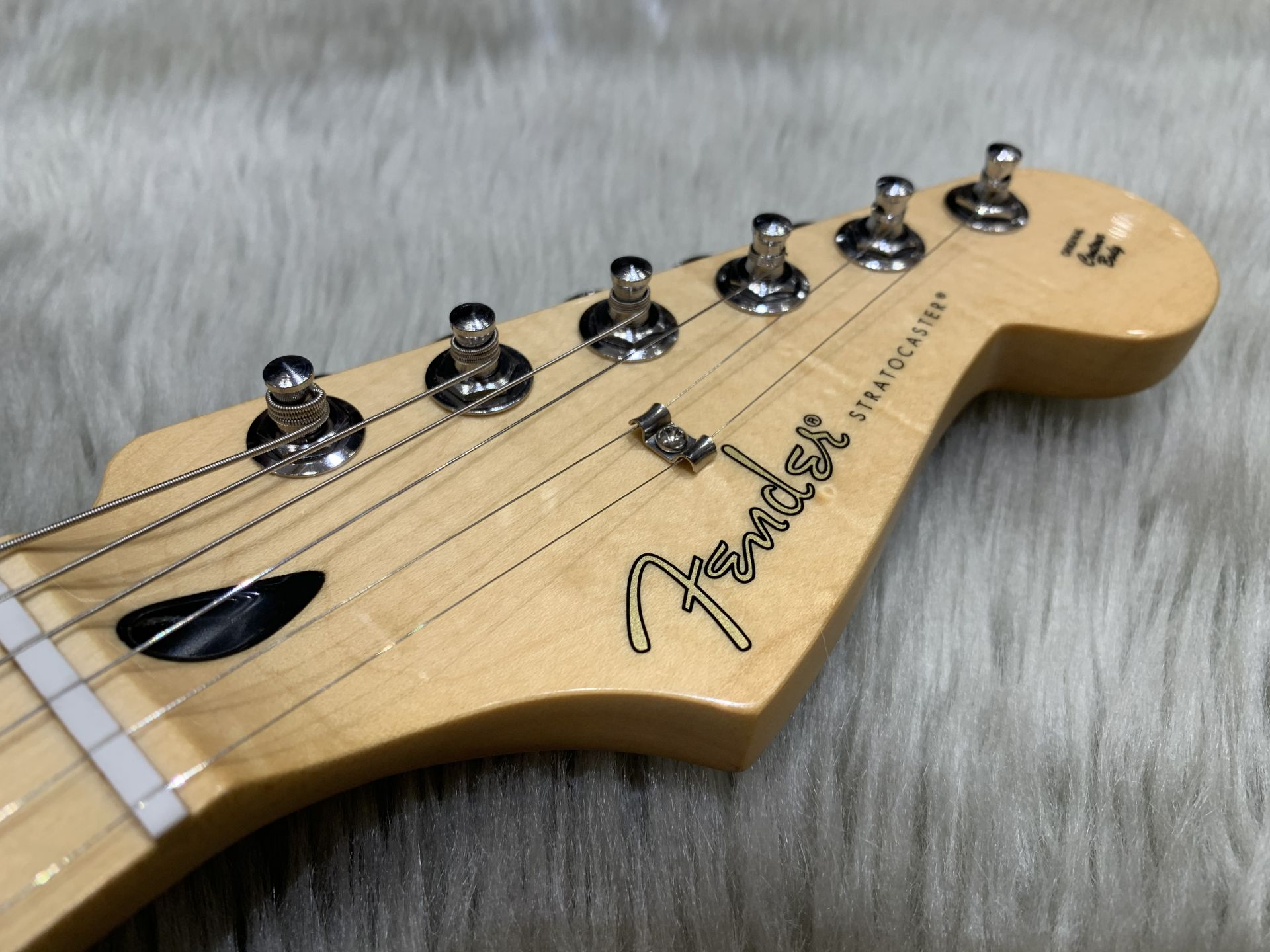 PLAYER STRATOCASTER PLUS TOPのヘッド画像