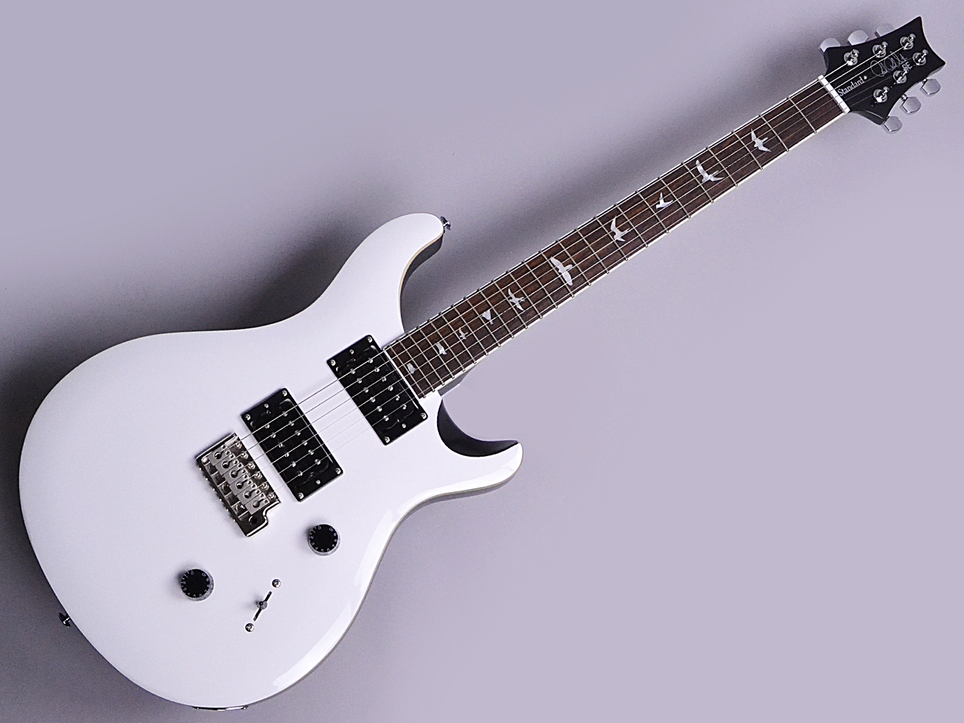 Paul Reed Smith(PRS)  SE Standard 24 WHITE TOP 写真画像