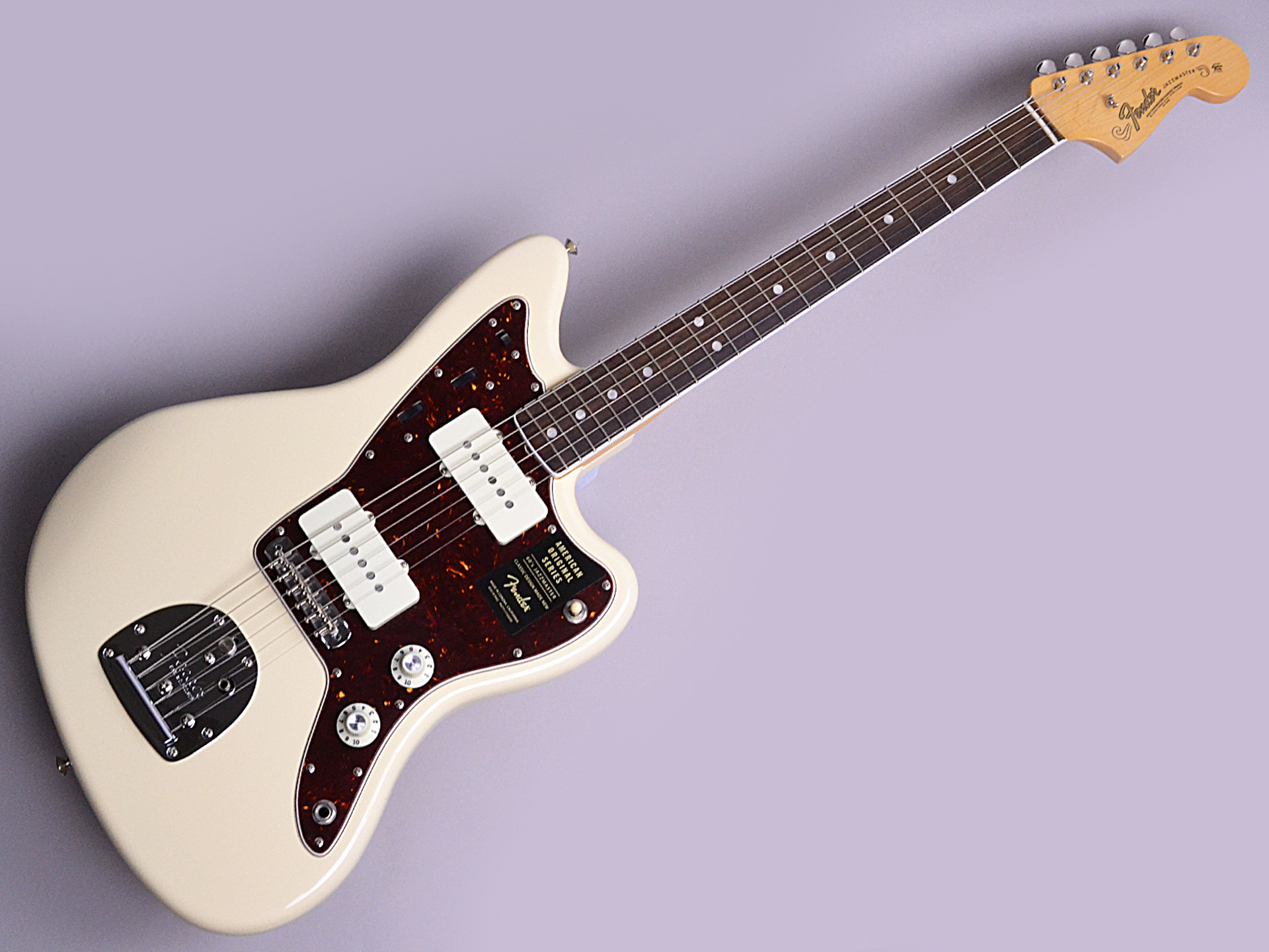 Fender  American Original 60s Jazzmaster Rosewo... 写真画像