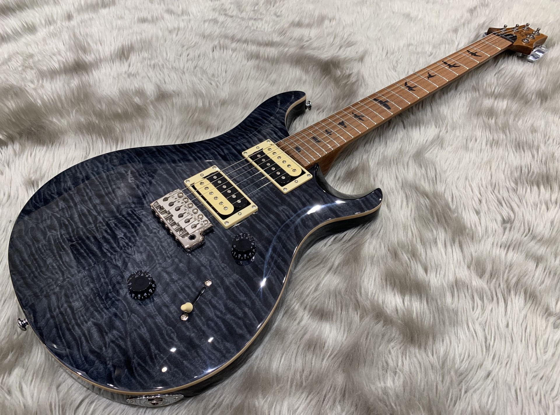 Paul Reed Smith(PRS)  SE Custom24 Roasted Maple 写真画像