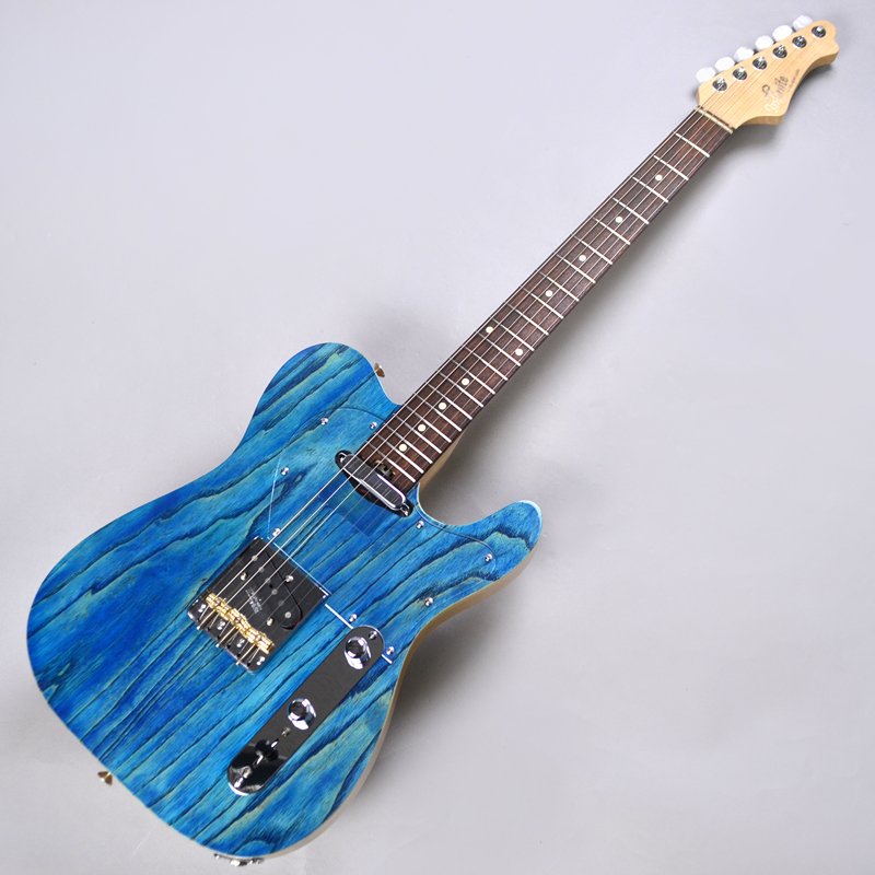 Trad T Hollow Faded Blueのボディトップ-アップ画像
