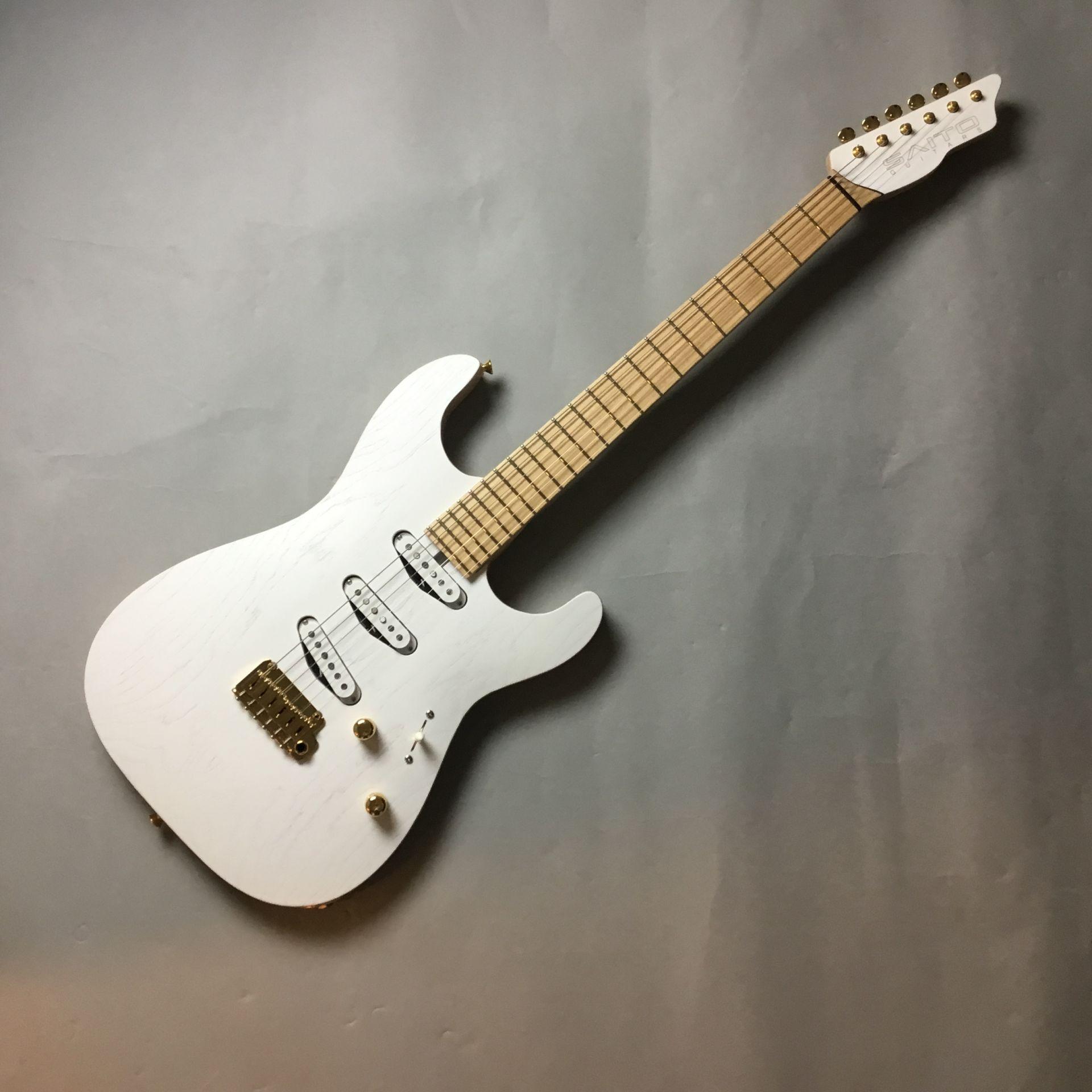 Saito Guitars S-622 Ash /M SSS 写真画像