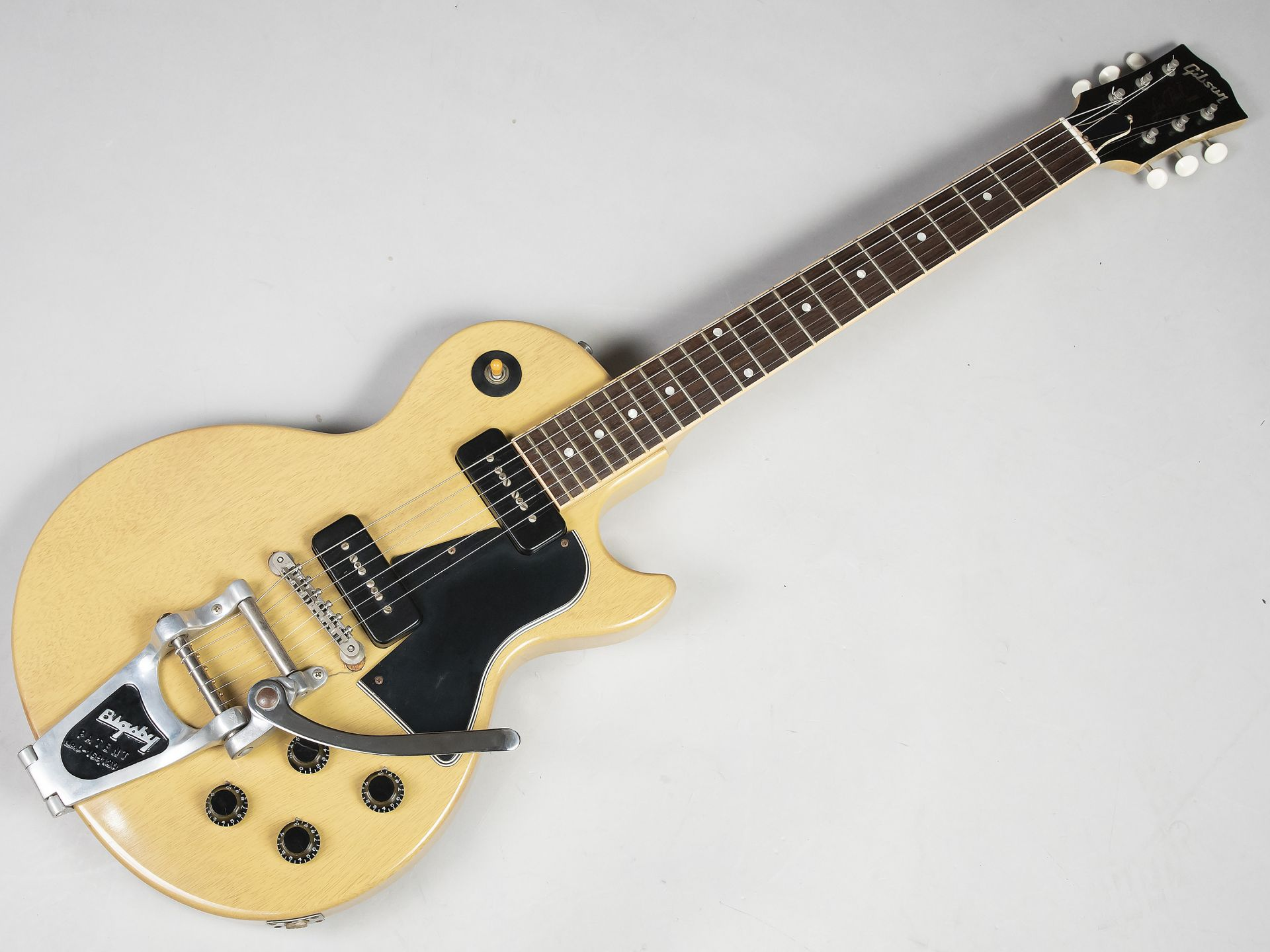 Historic Collection 1960 Les Paul Special w/Bigsby(改造品)