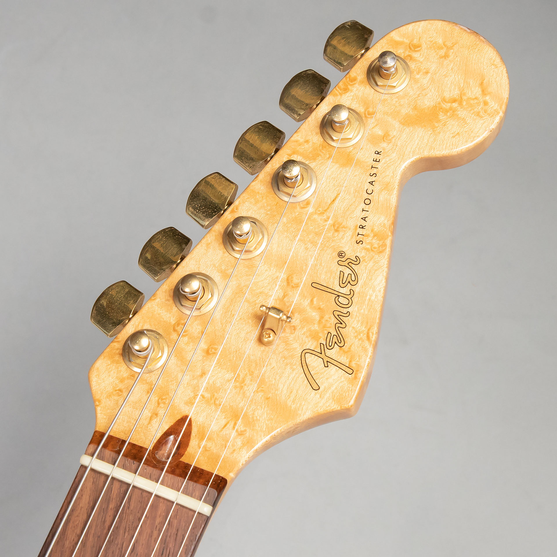American Classic Stratocasterのヘッド画像