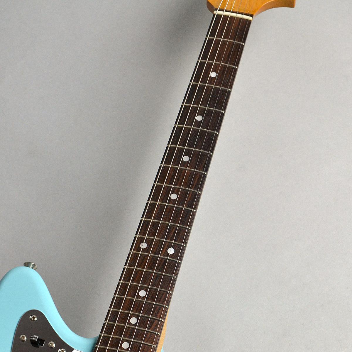 Made in Japan Traditional 60s Jaguarの指板画像