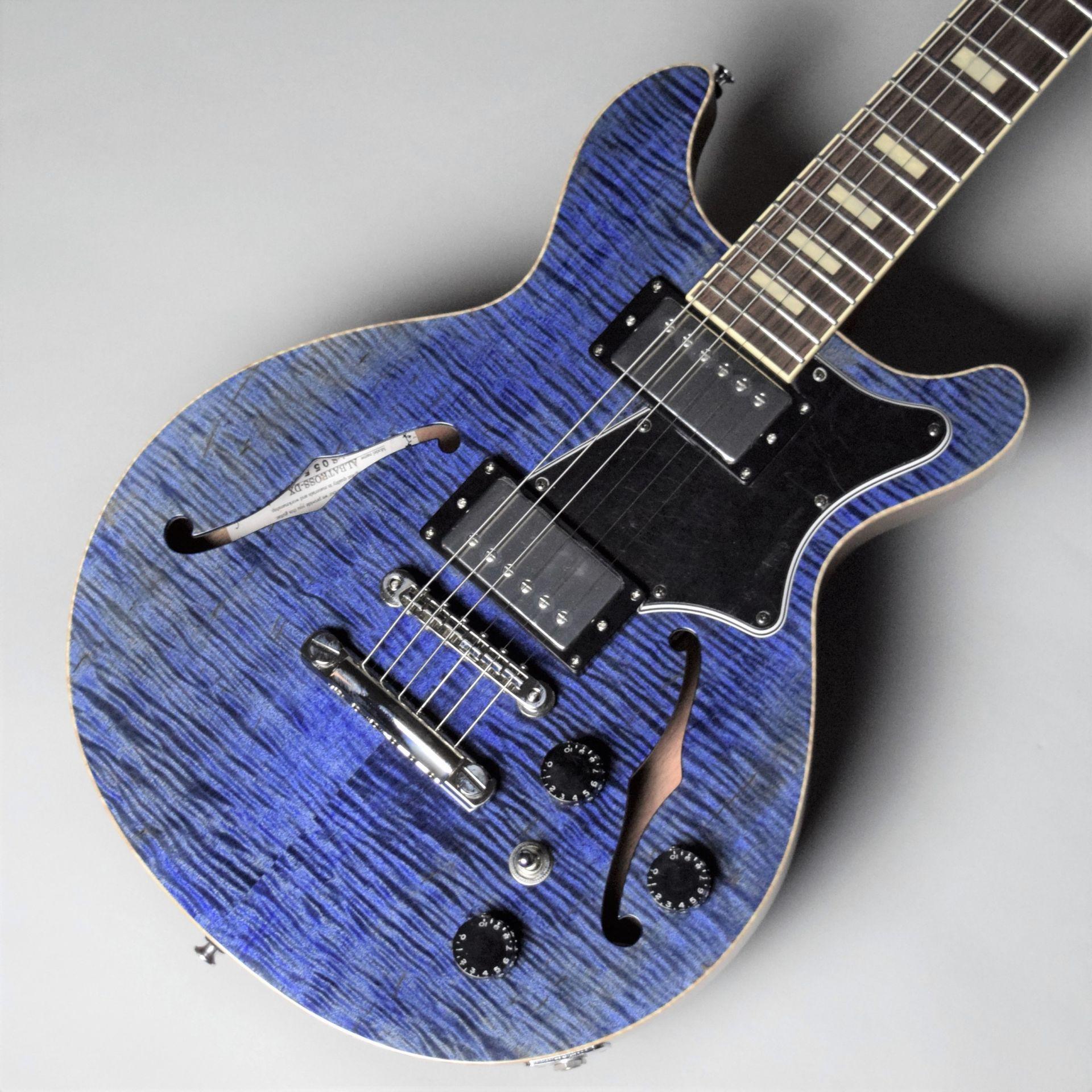 SeventySeven Guitars ALBATROSS-DX 写真画像