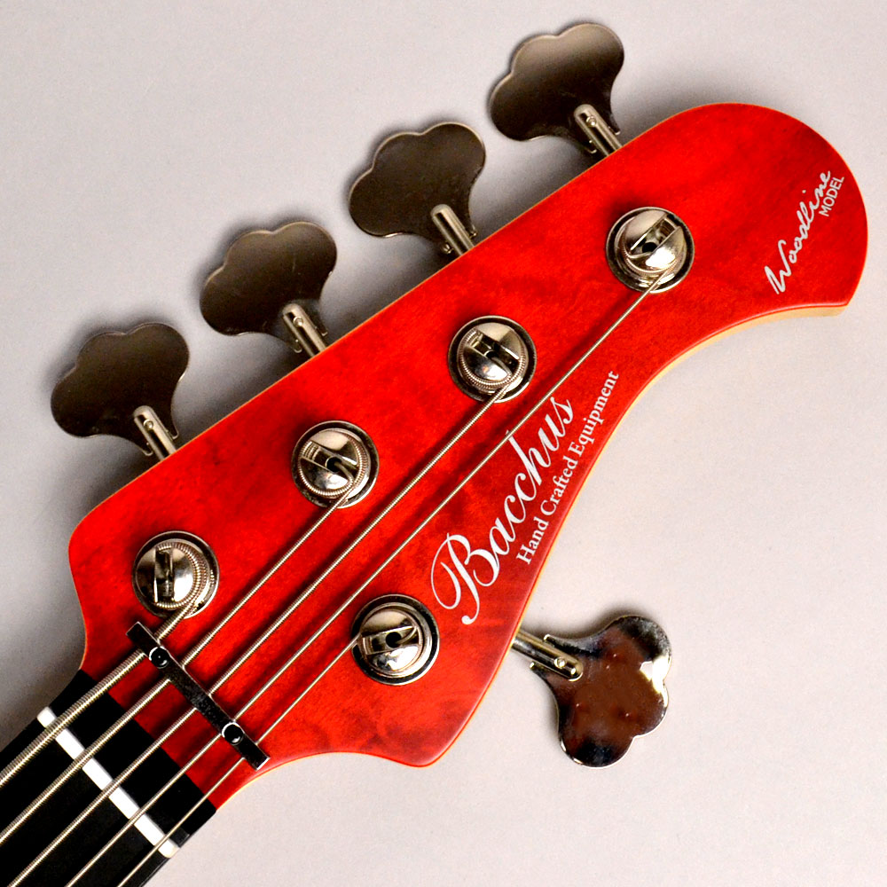 Global series WL-534S ASH RED OILのヘッド画像