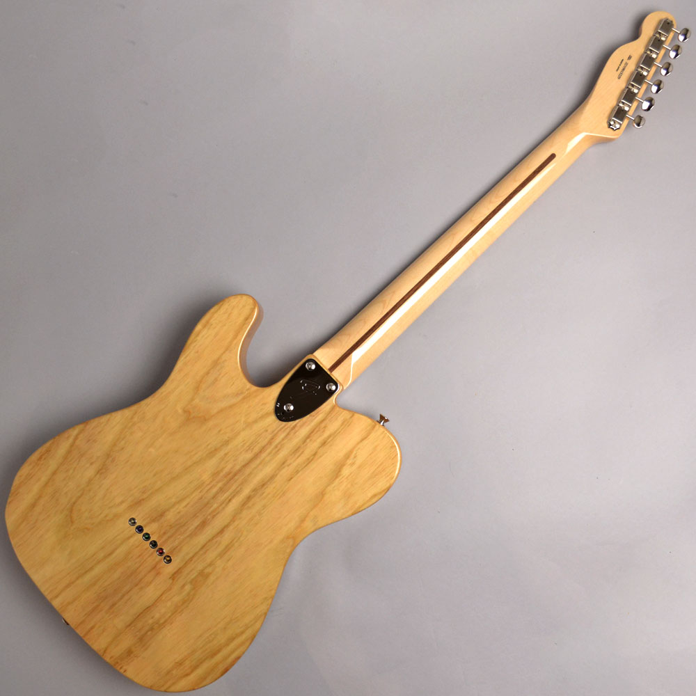 MADE IN JAPAN TRADITIONAL 70S TELECASTER THINLINE Naturalの全体画像(縦)