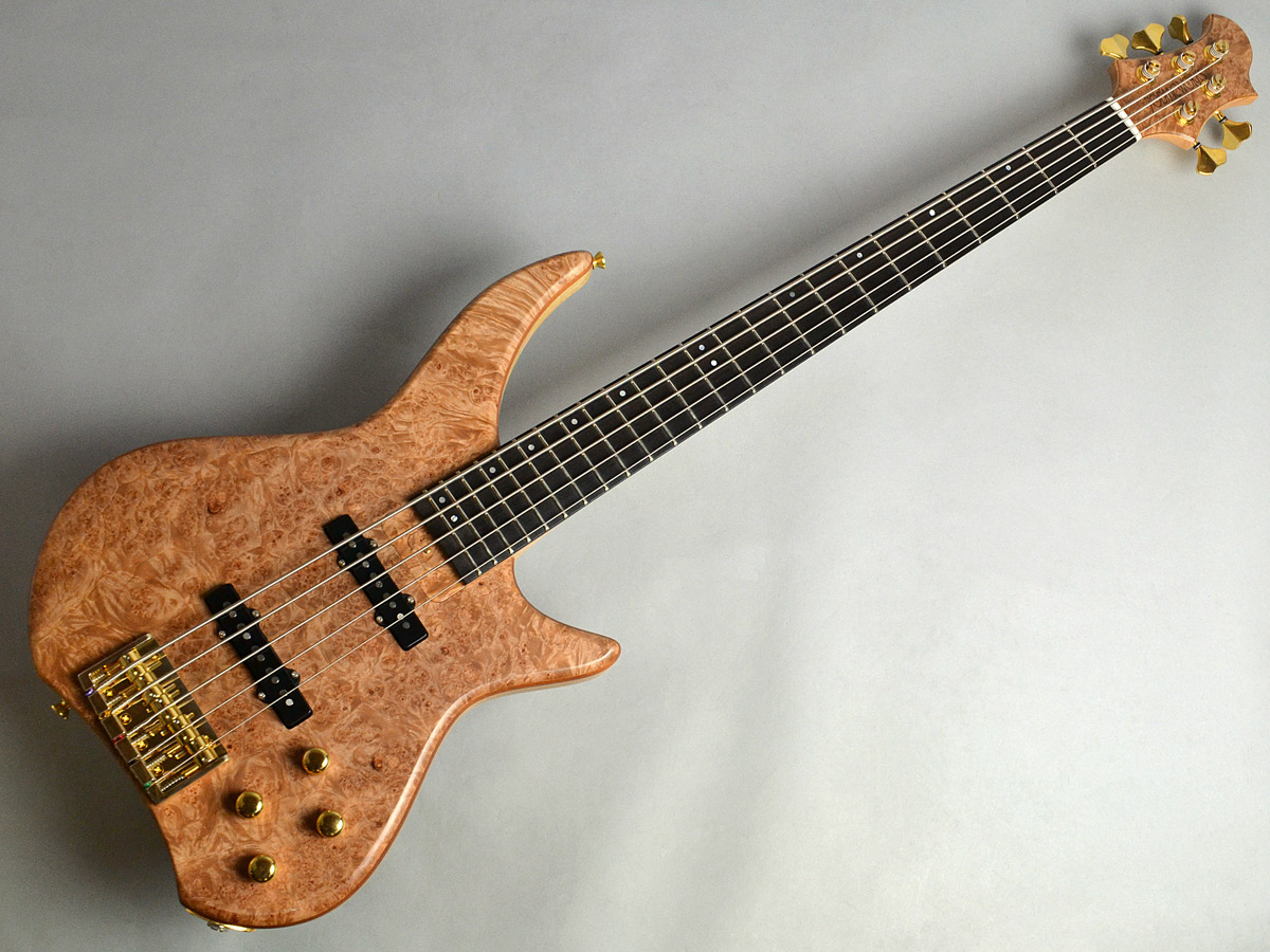 Zodiacworks  PECTORAL BASS 5strings 写真画像