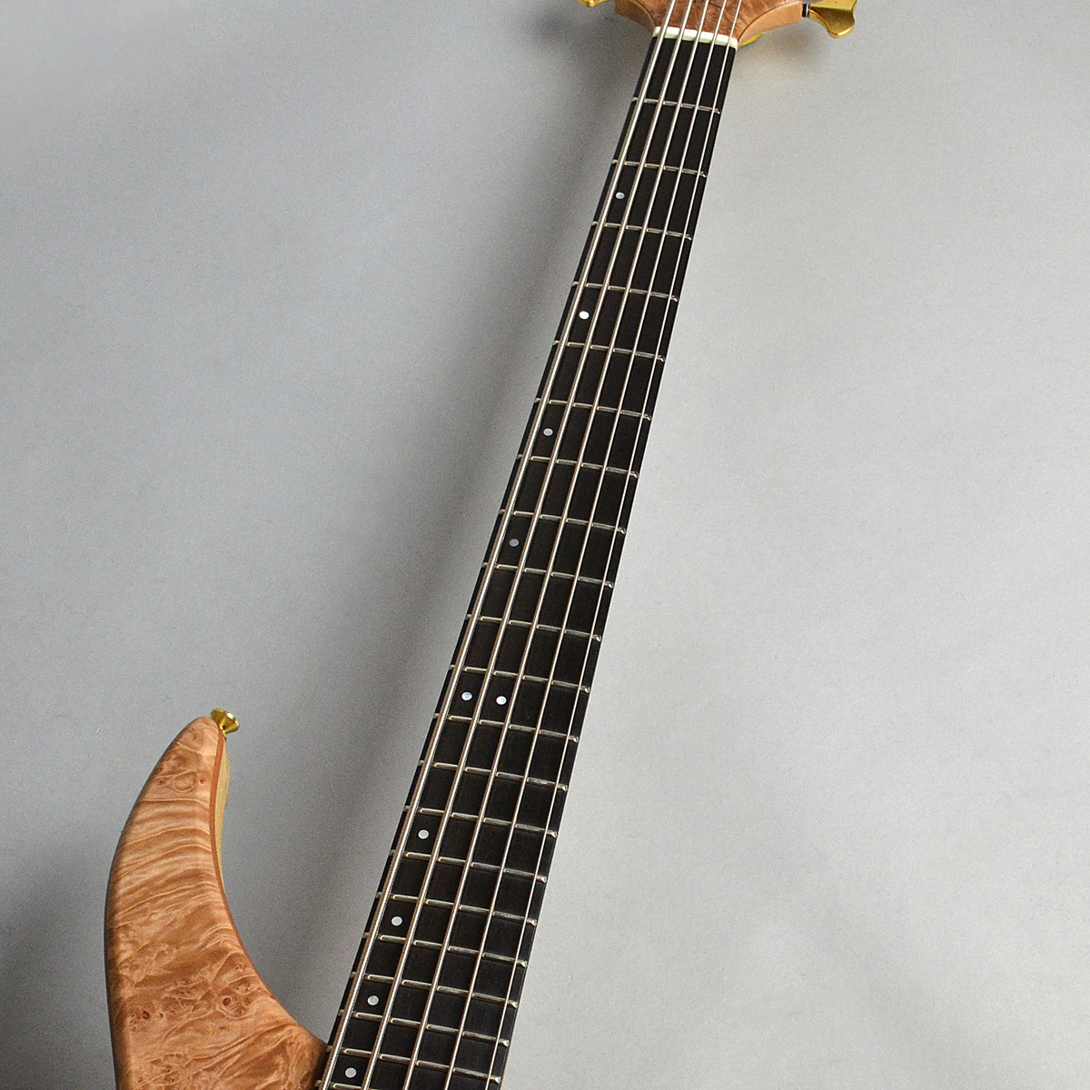 PECTORAL BASS 5stringsの指板画像