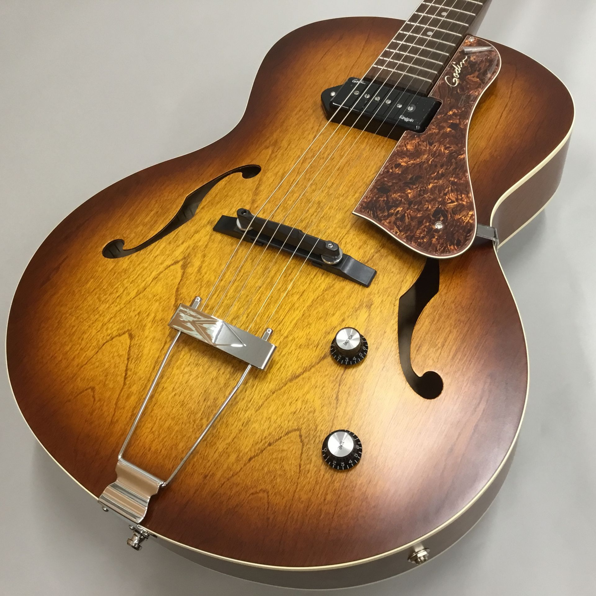 Godin  5th Avenue Kingpin 写真画像