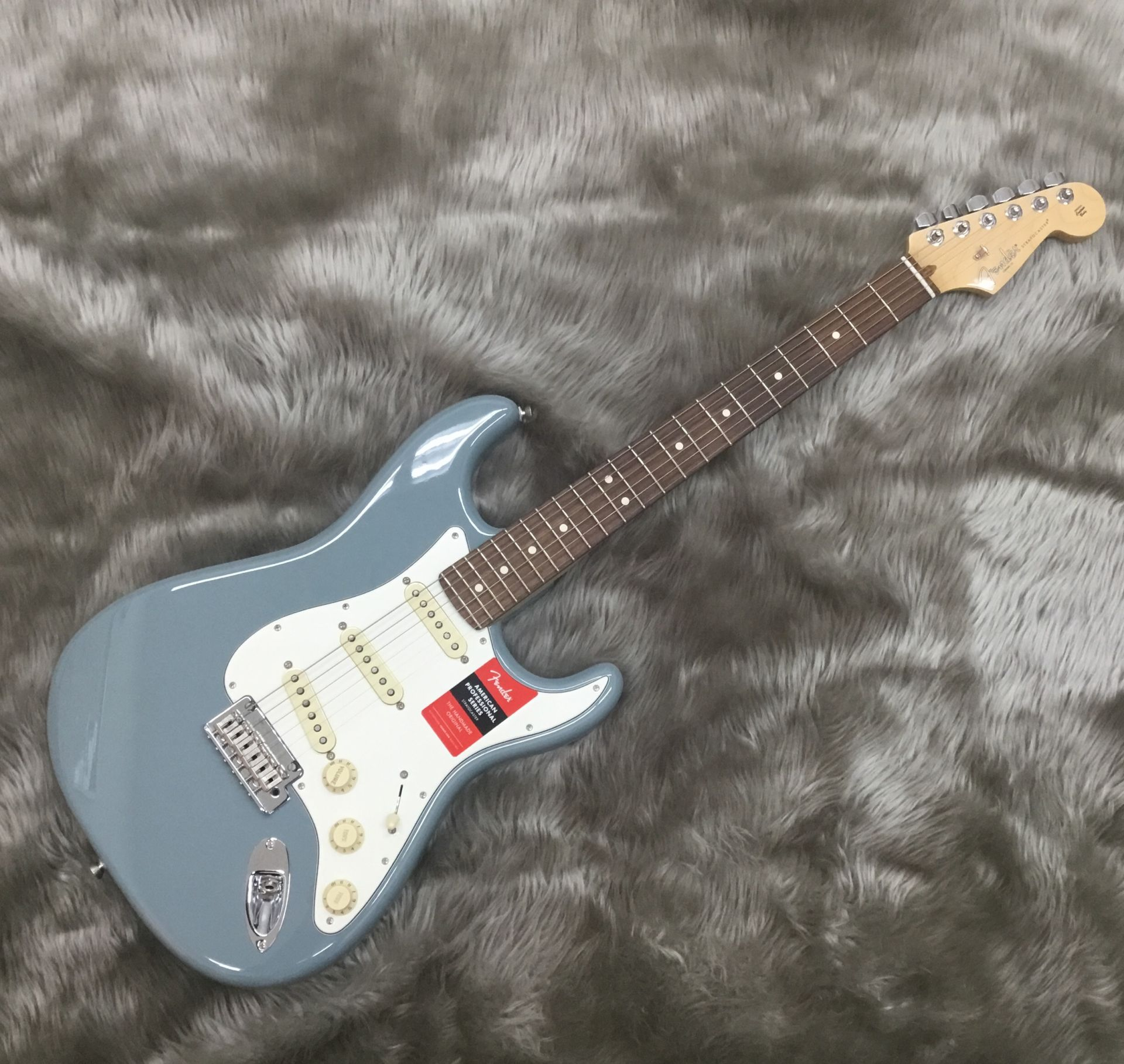 Fender  American Professional Stratocaster SNG 写真画像