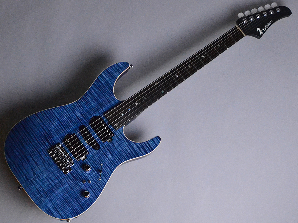 T's Guitars DST-Pro24 Custom Arctic Blue (AB) 【... 写真画像