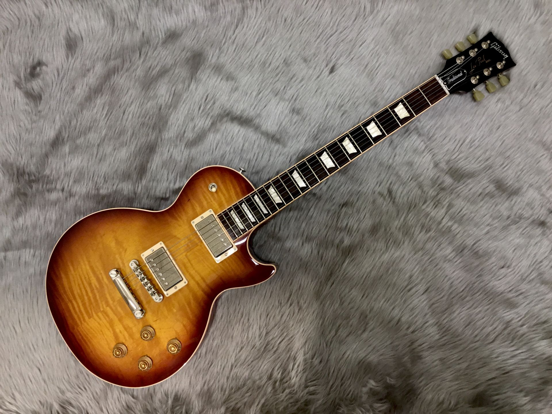 Gibson  Gibson Les Paul Traditional 2017 T Limi... 写真画像