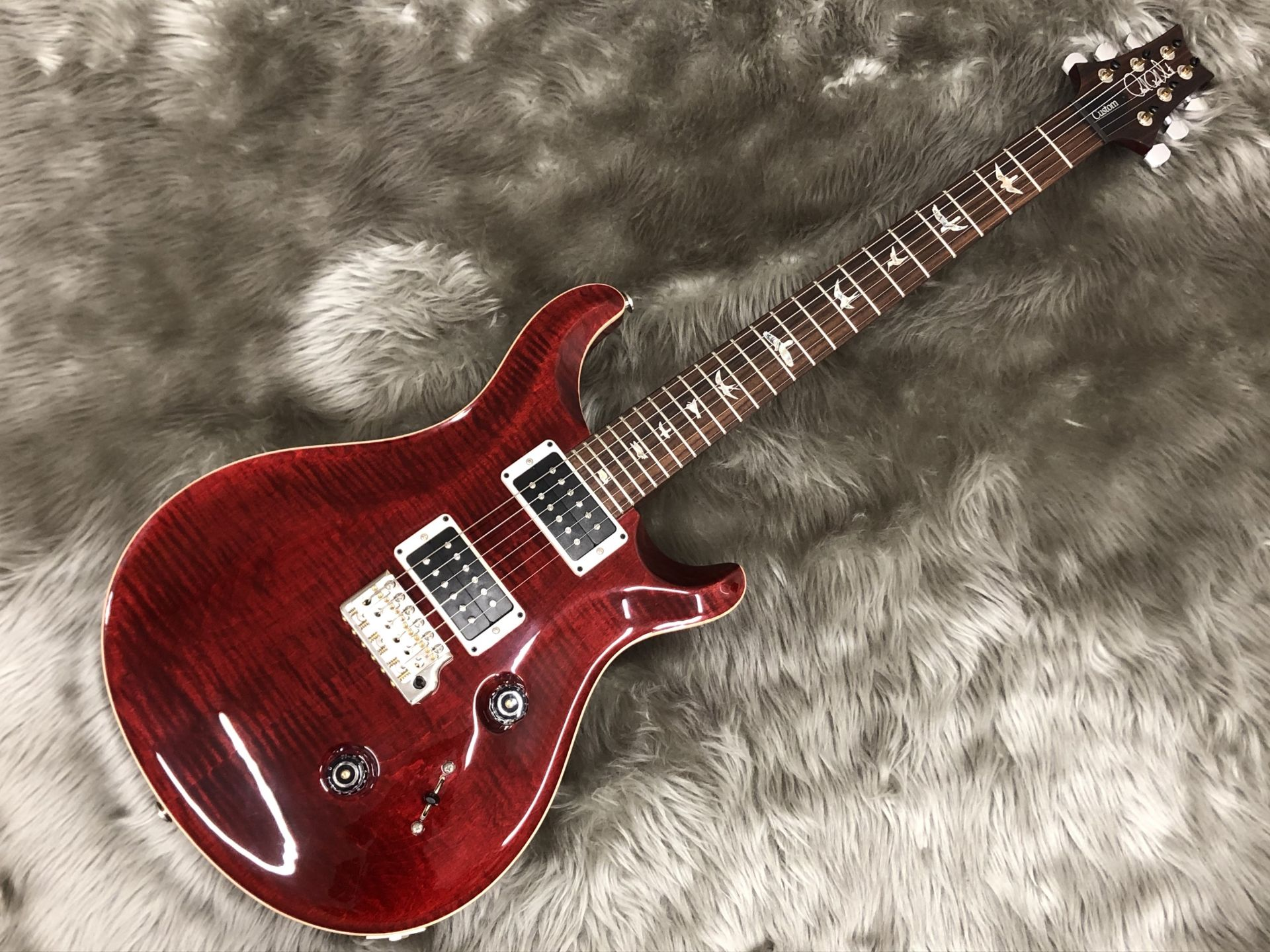 Paul Reed Smith(PRS)  CUSTOM 24 PR/2017 写真画像